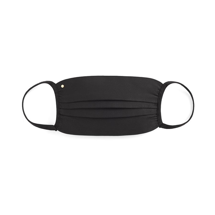 Women's Face Mask in Black | 100% Recycled Nylon by Cuyana
