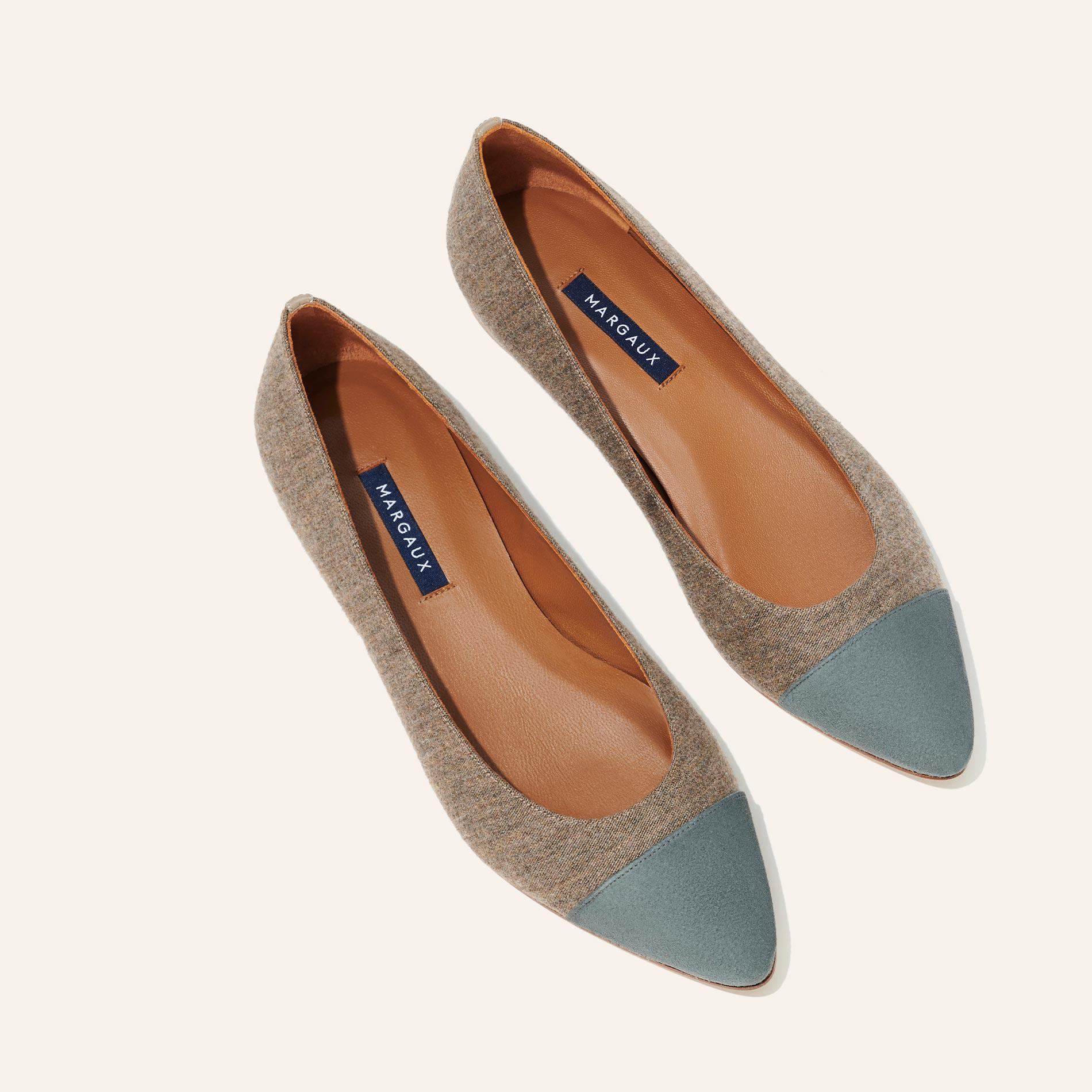 The Pointe - Taupe Captoe 1