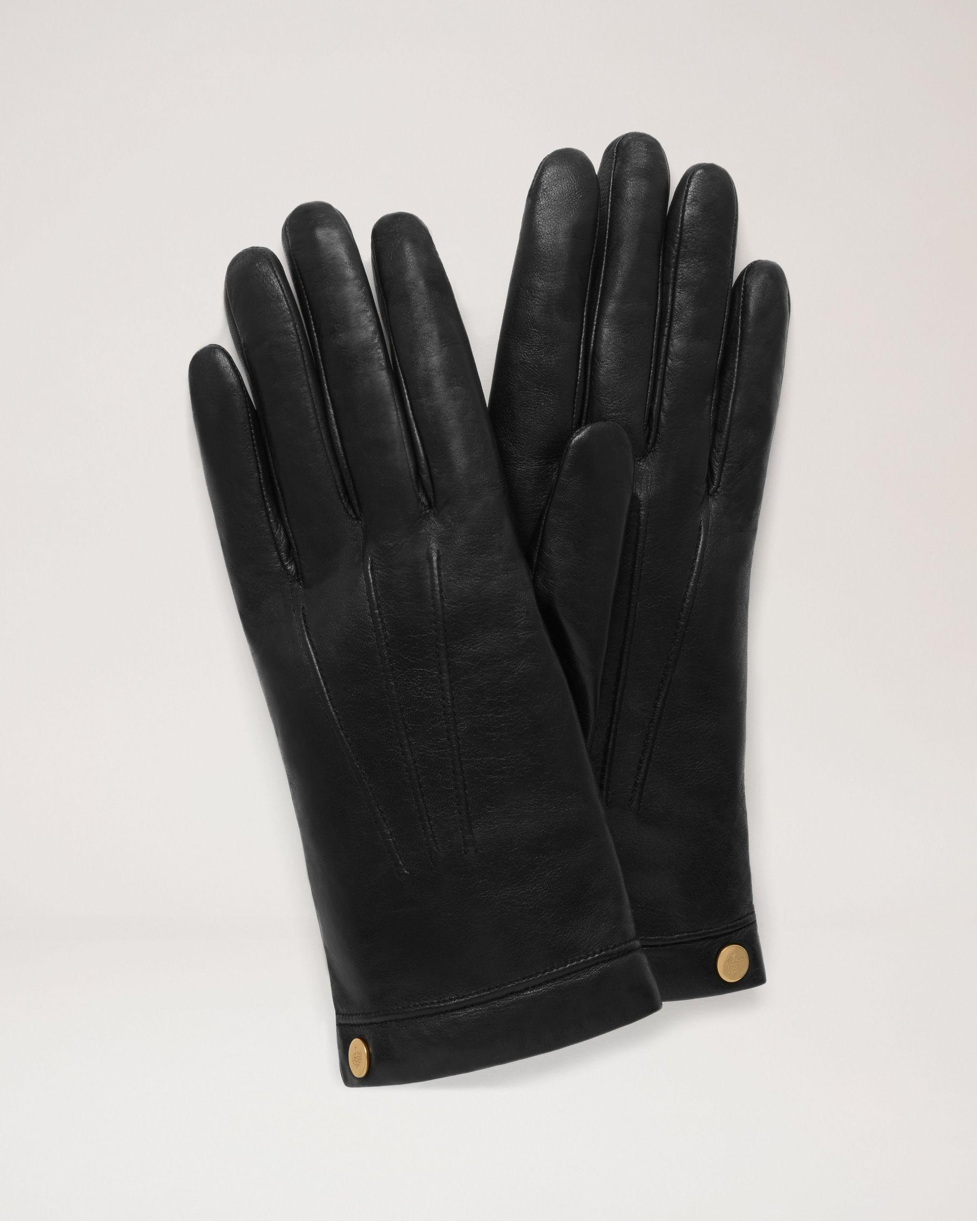 Soft Nappa Leather Gloves