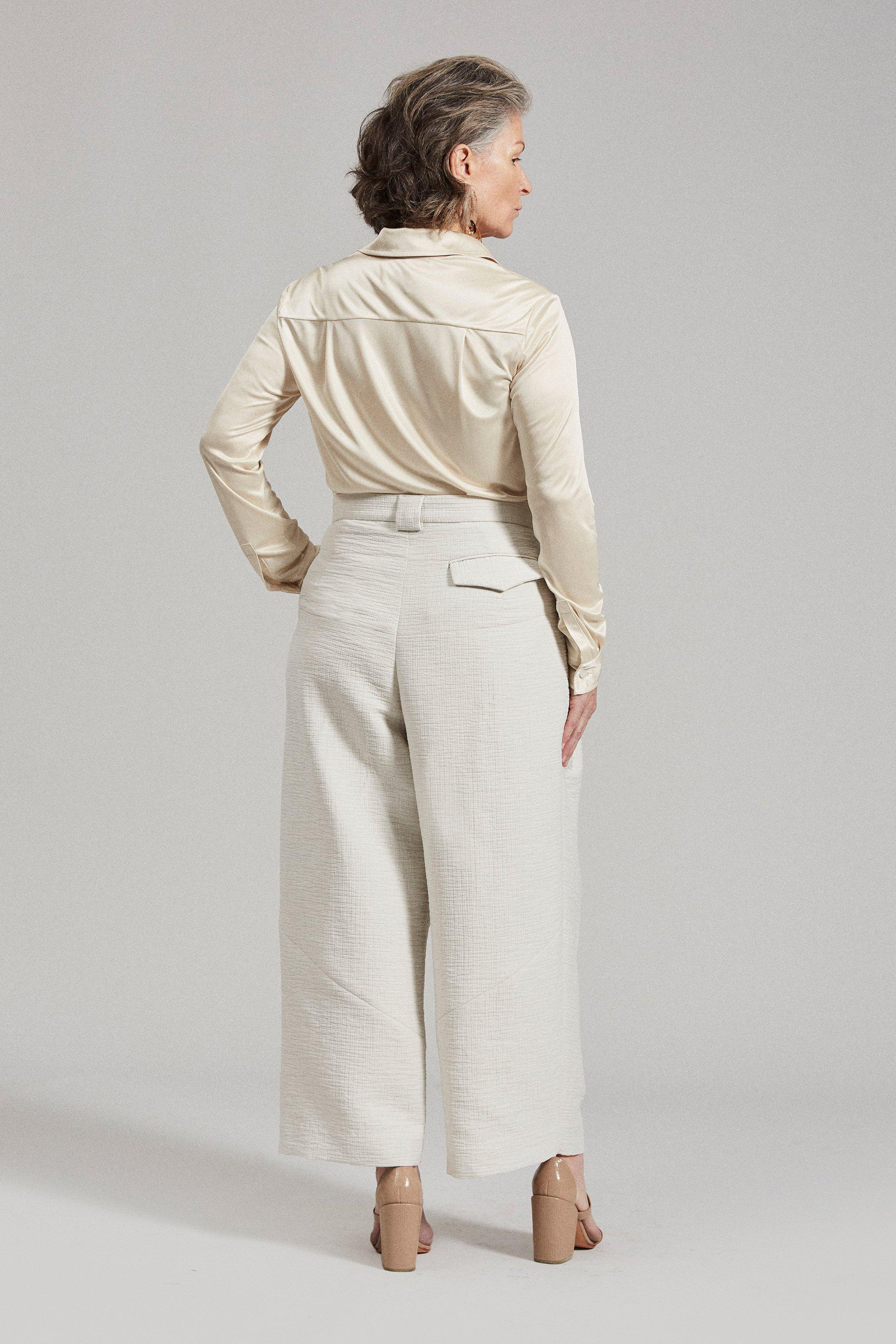 Cropped Divide Pant 2