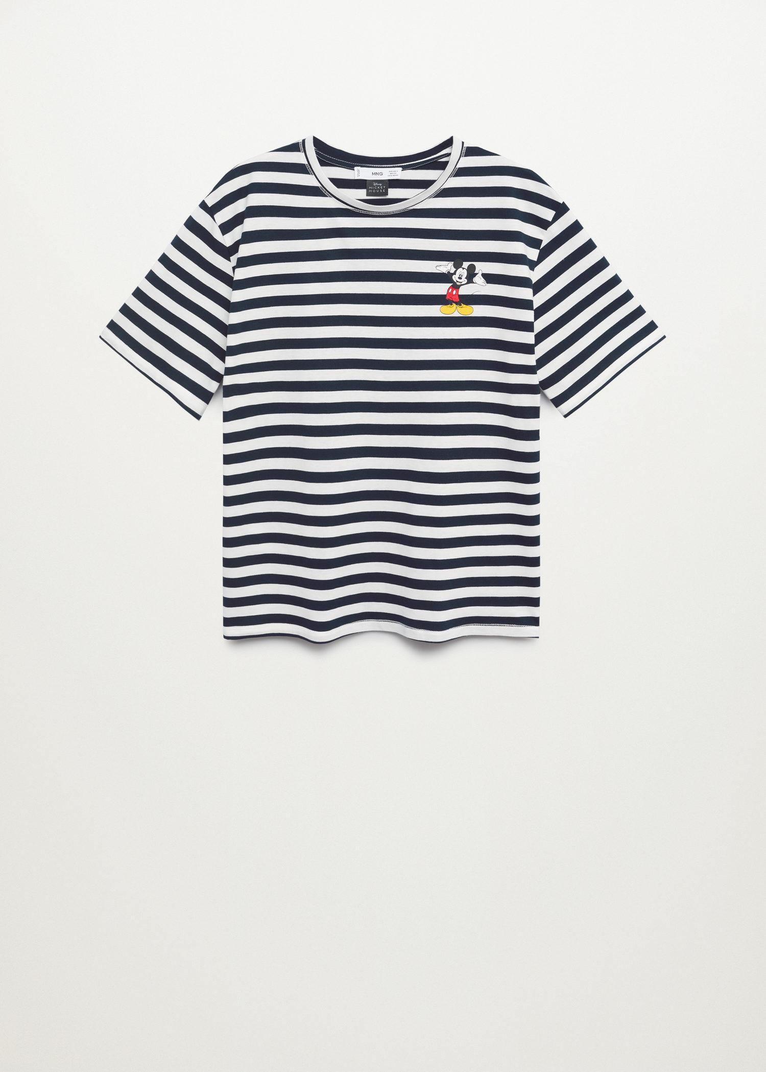 Mickey Mouse cotton t-shirt 6
