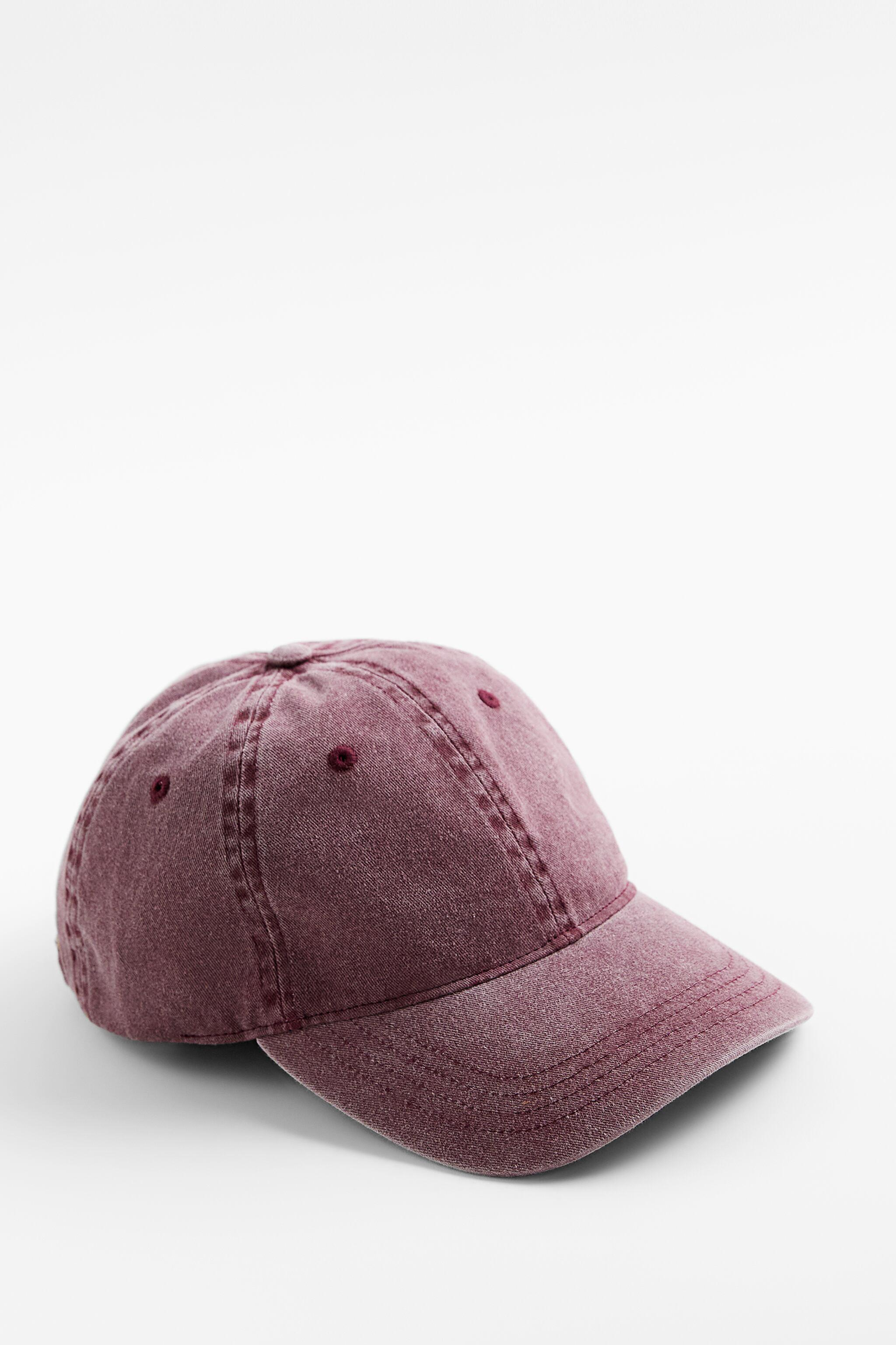WASHED EFFECT HAT 2