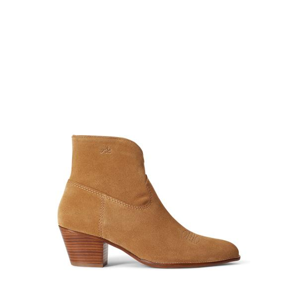 Lucille Suede Boot