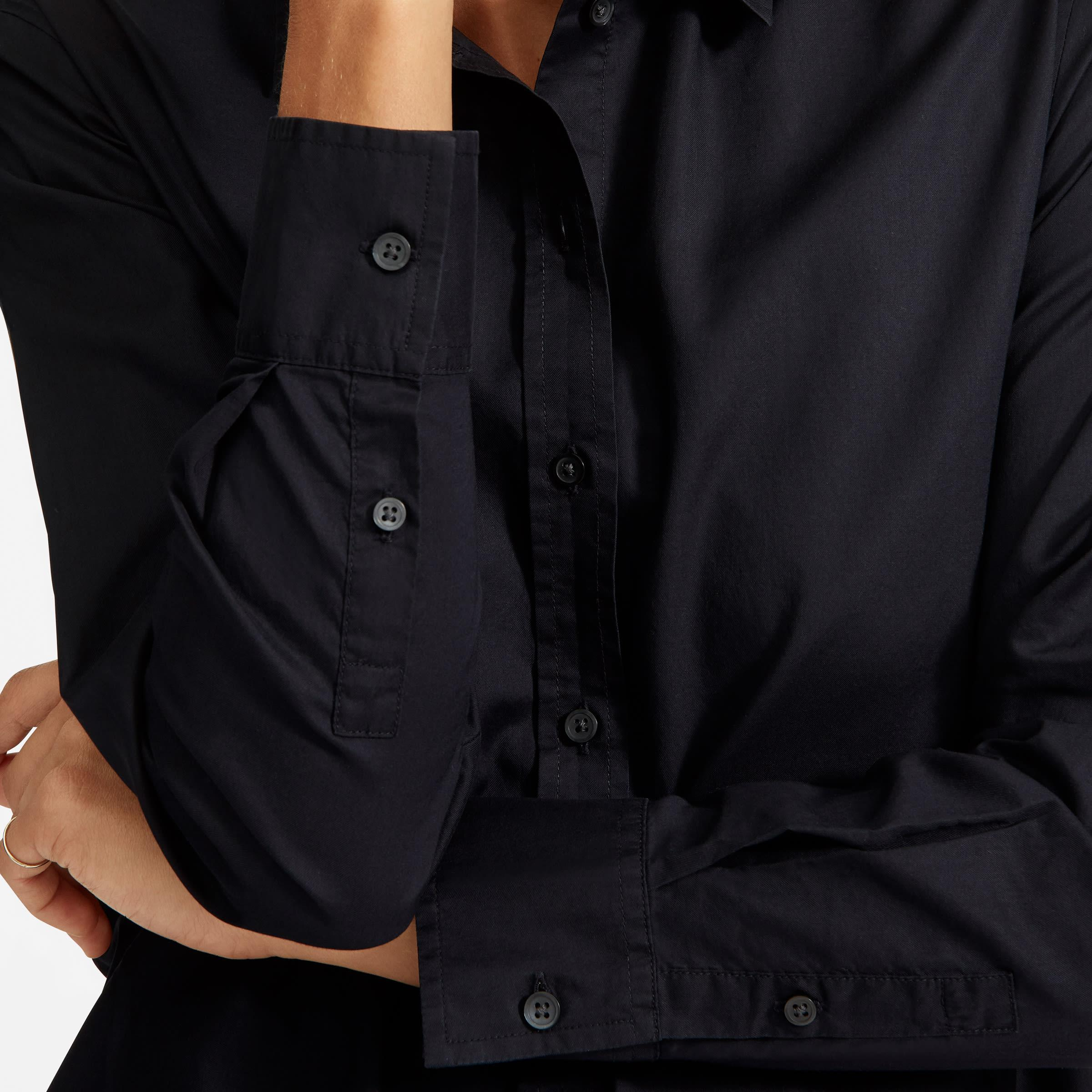 The Silky Cotton Relaxed Shirt 4