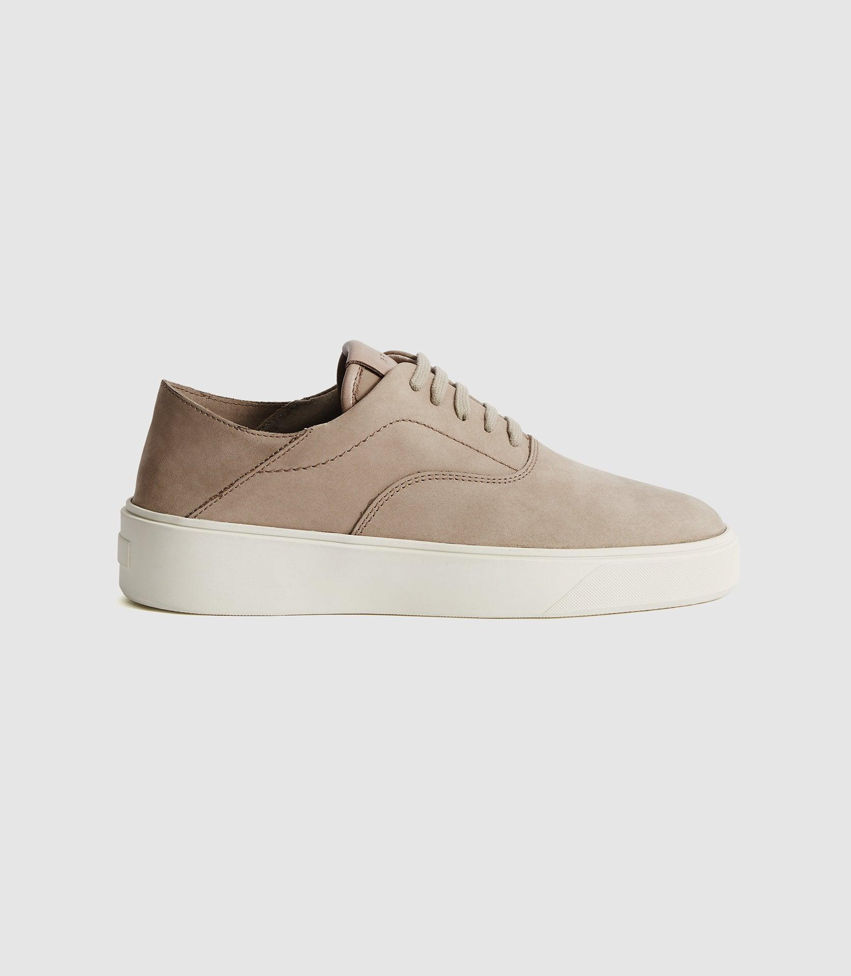 ACER - NUBUCK LACE UP TRAINERS