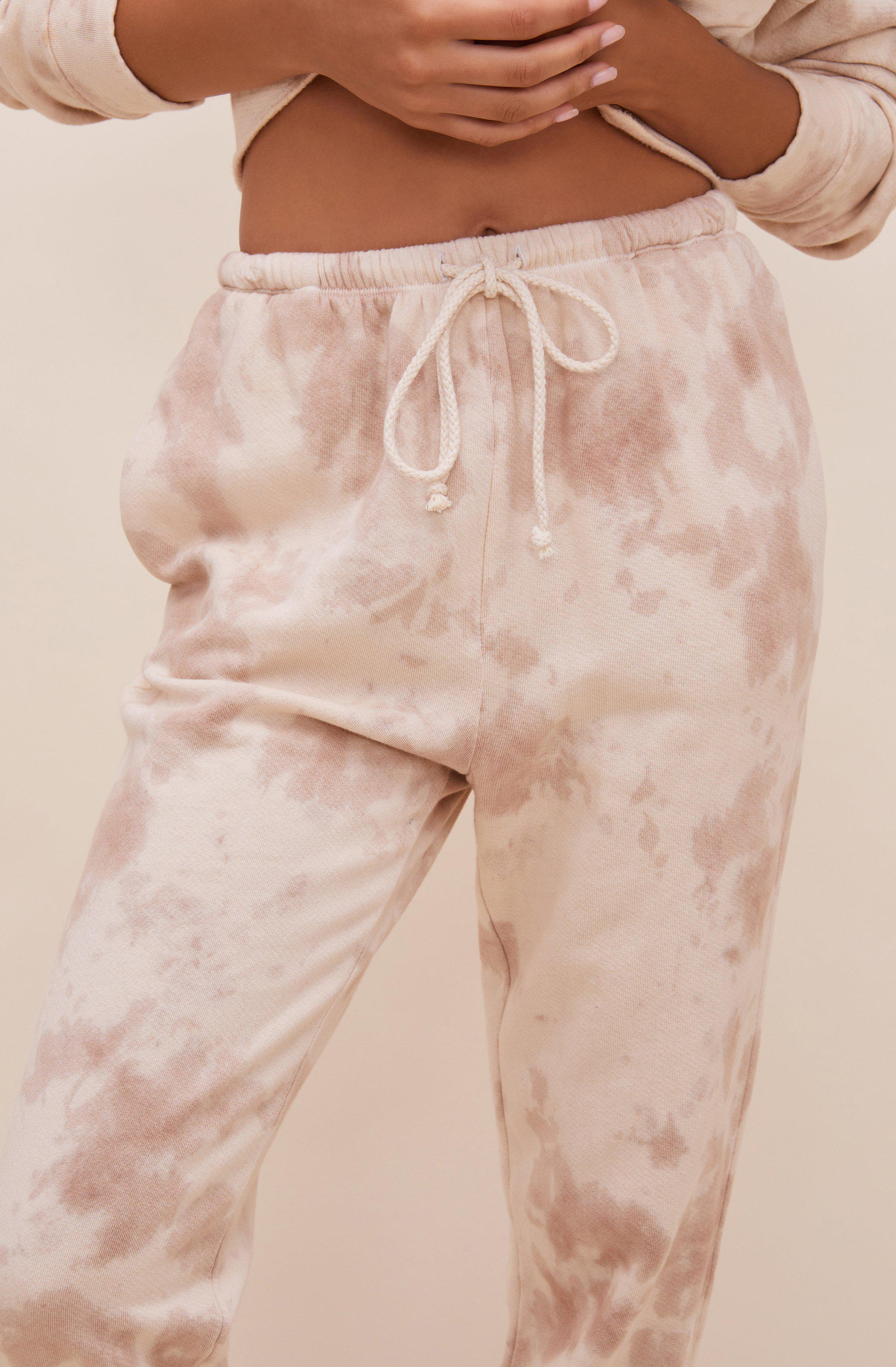 In The Clouds Tie Dye Sweatpant 2