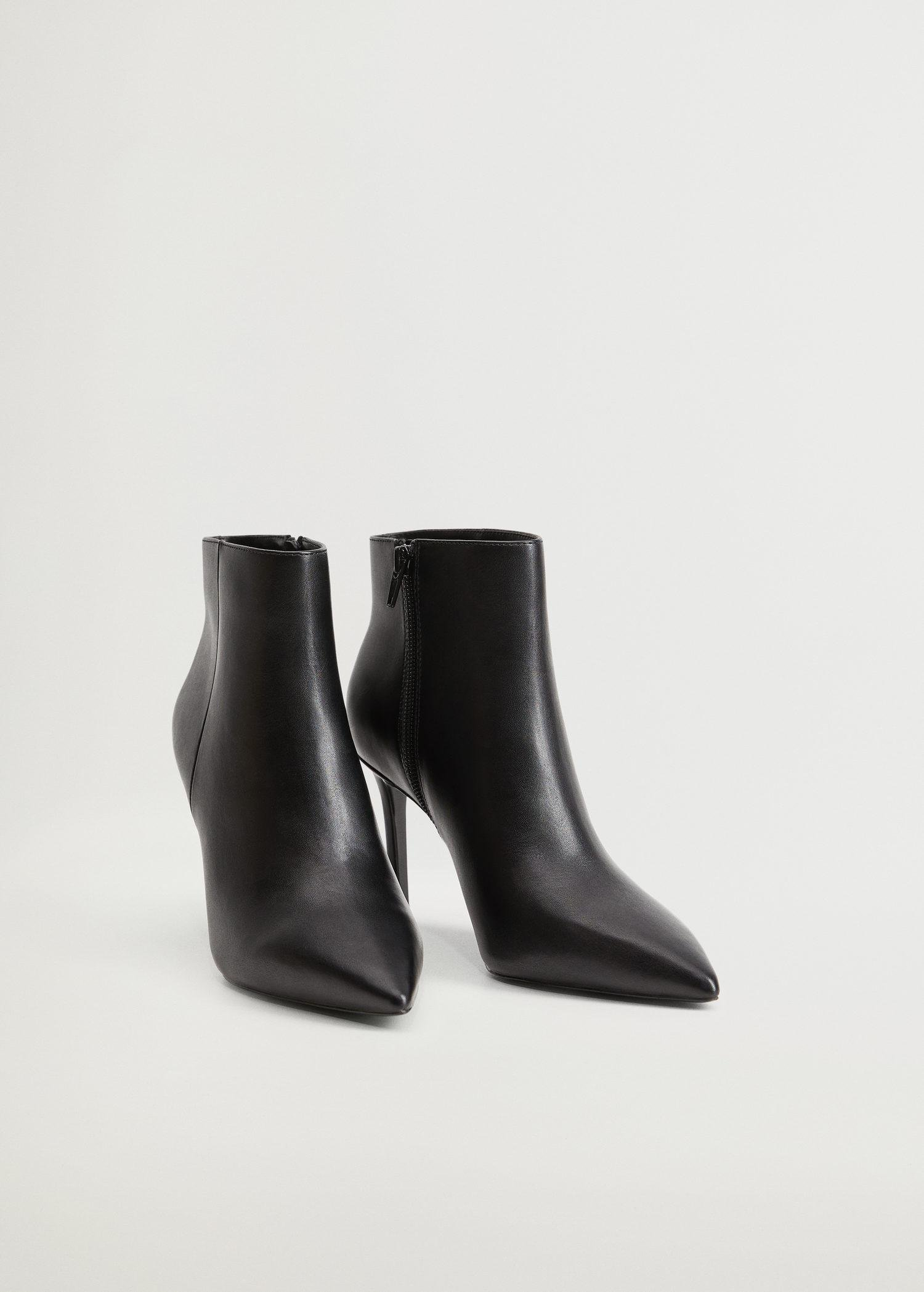 Heel ankle boot 1