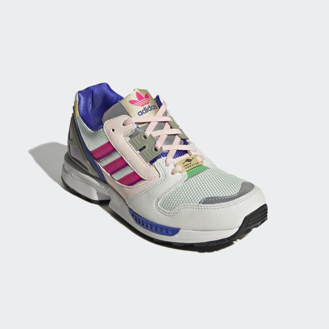 ZX 8000 Shoes Crystal White