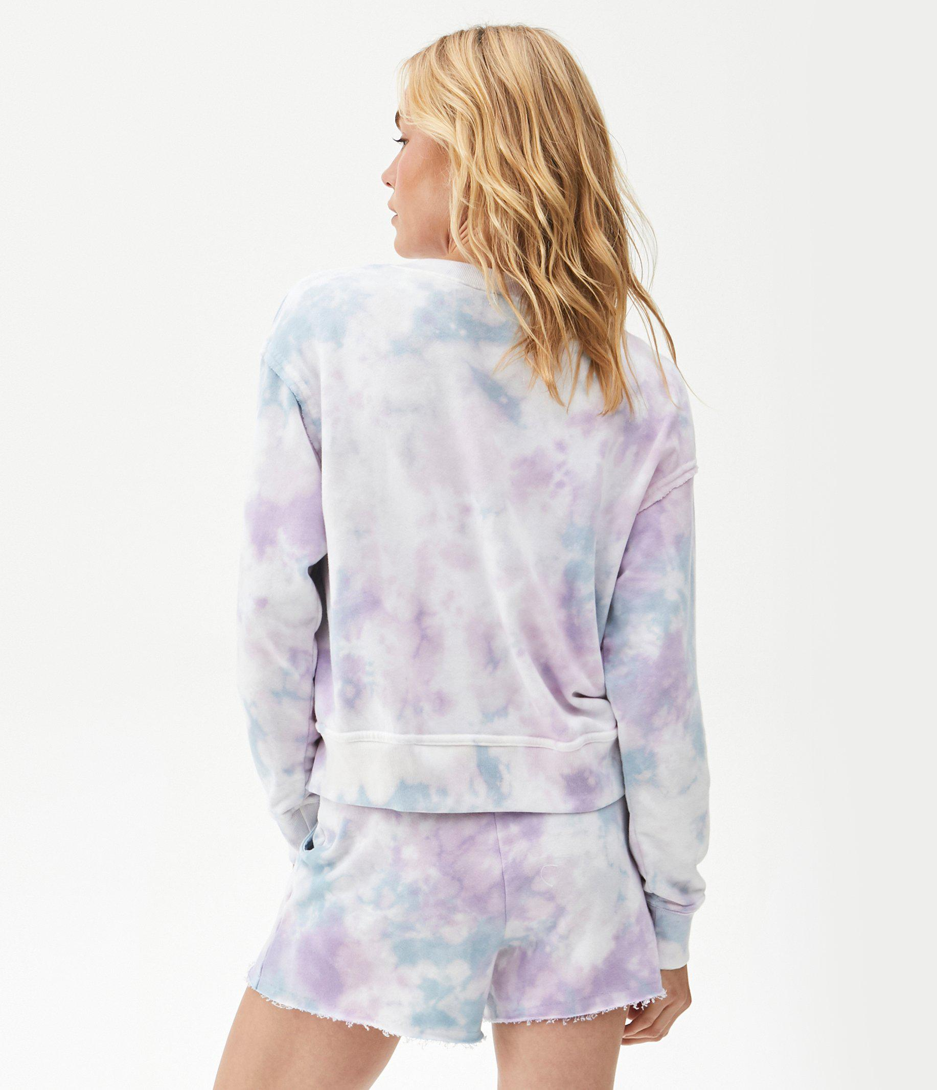 Camila Tie Dyed Pullover 2