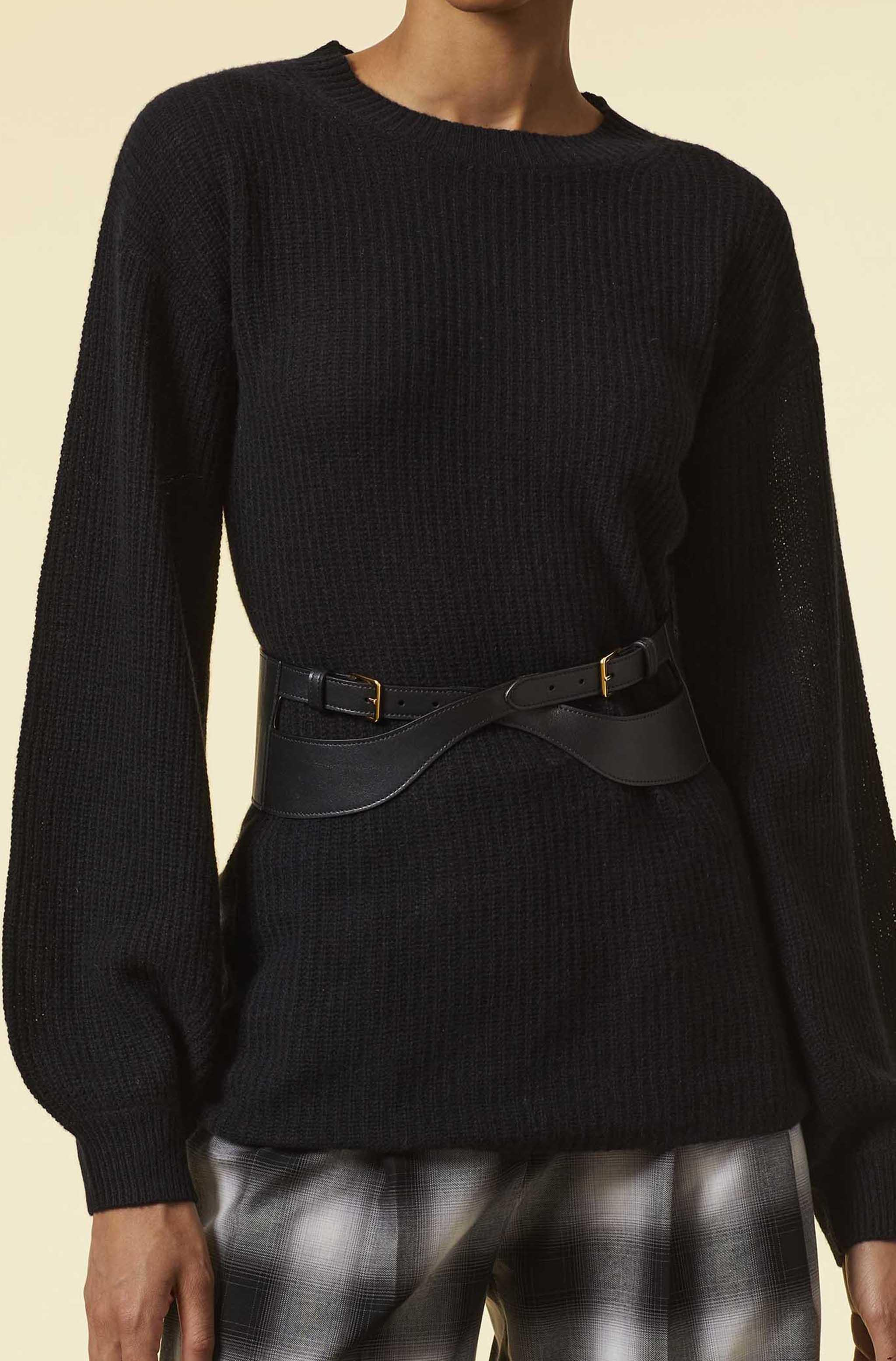 'Brenner' Knit Sweater 5