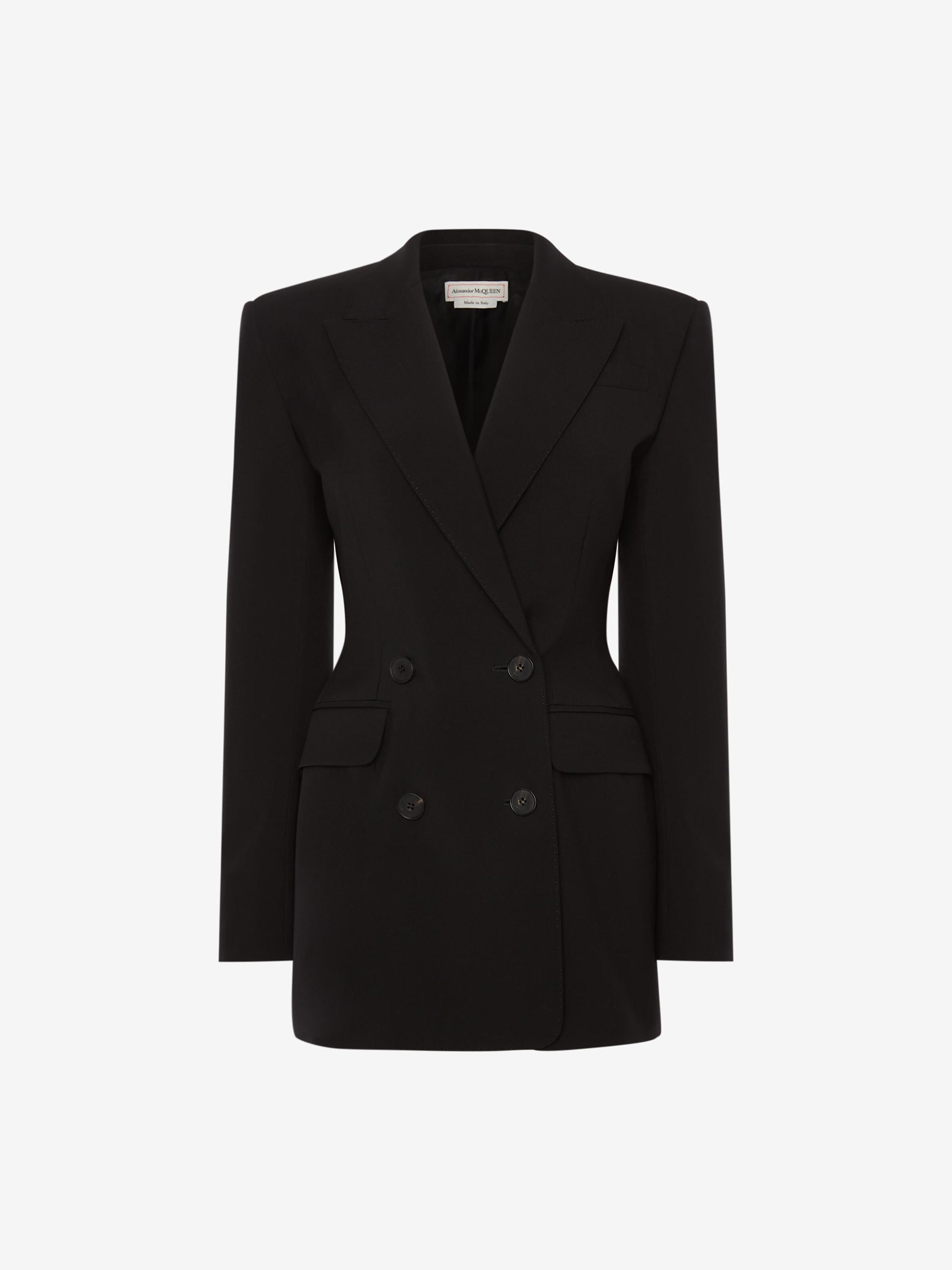 Double-Breasted Wool Jacket 3