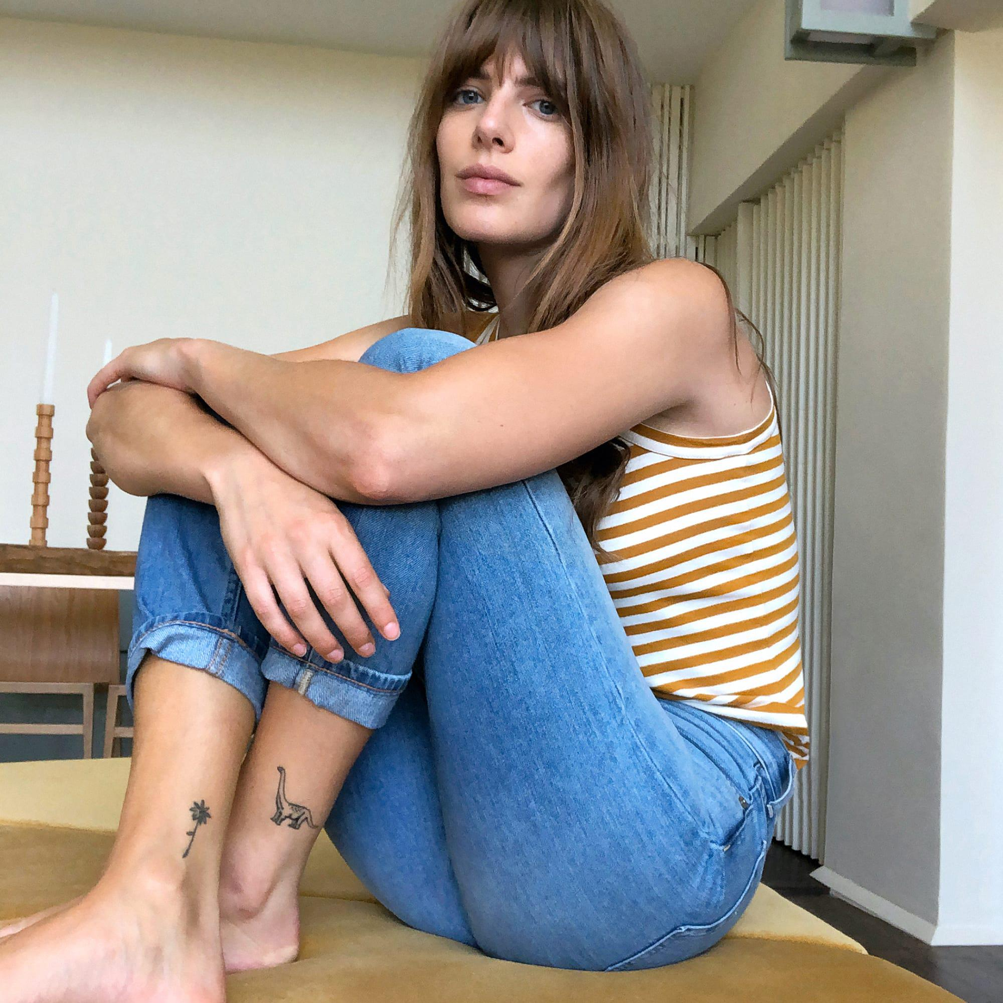 The Super-Soft Relaxed Jean 4