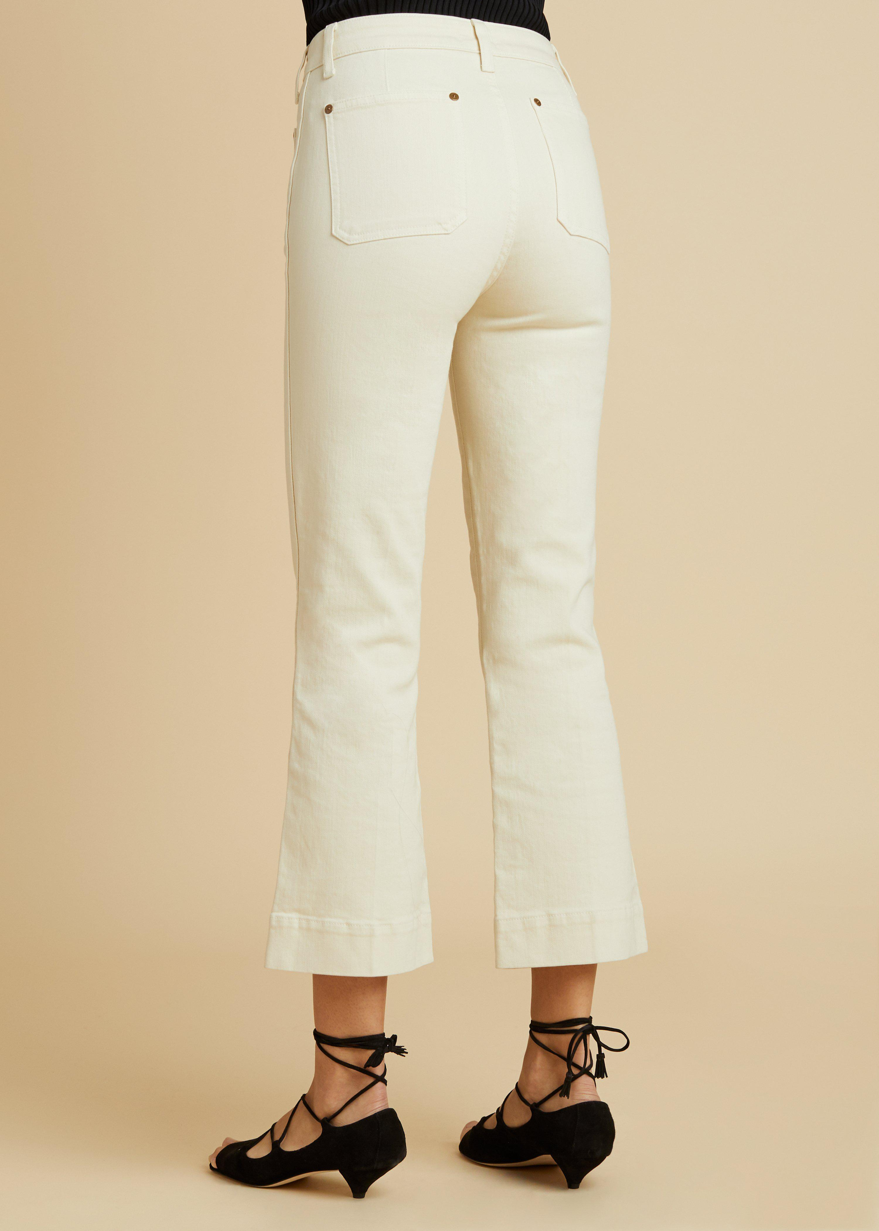 The Raquel Jean in Ivory 2