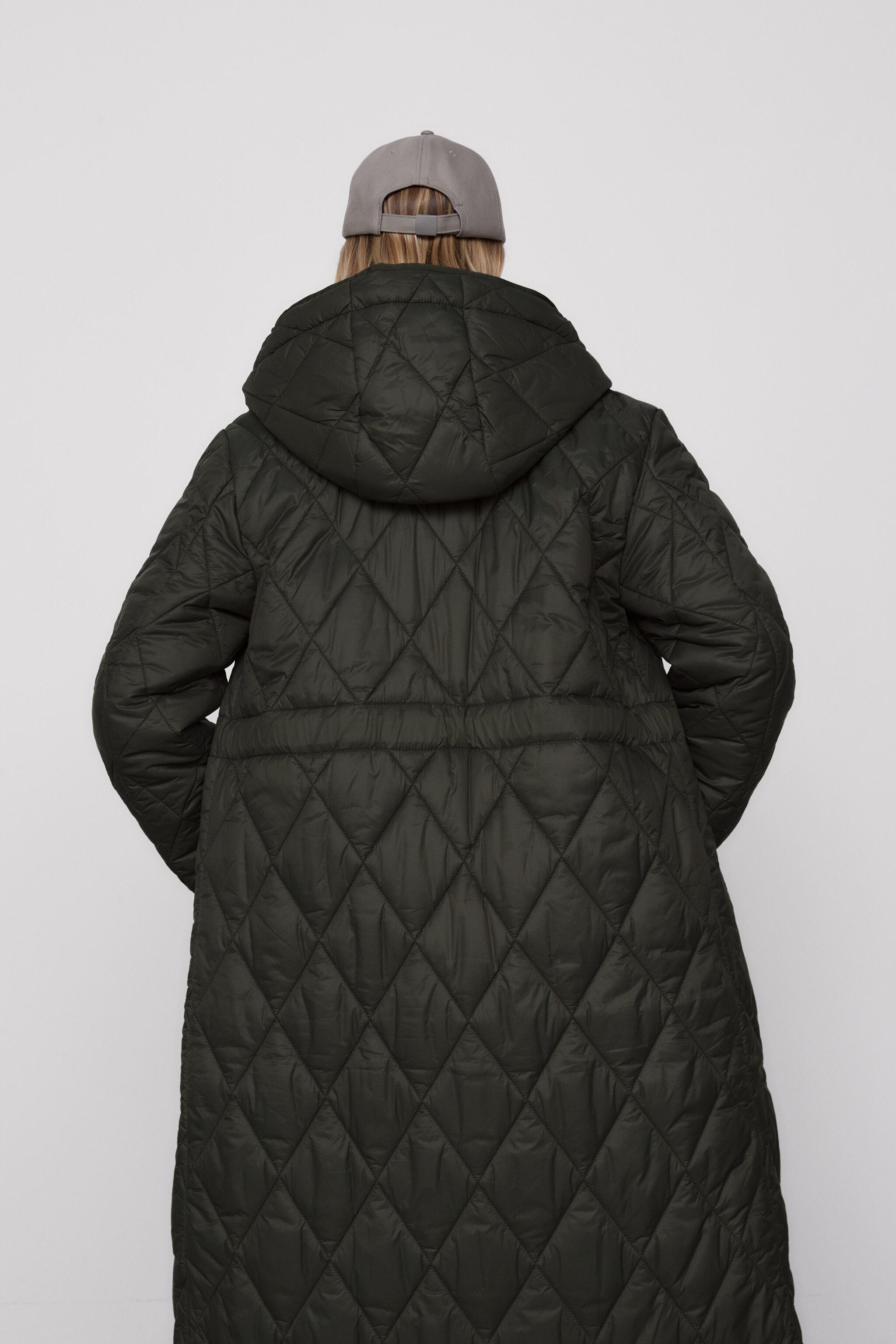 WATER AND WIND PROTECTION PUFFER COAT 3
