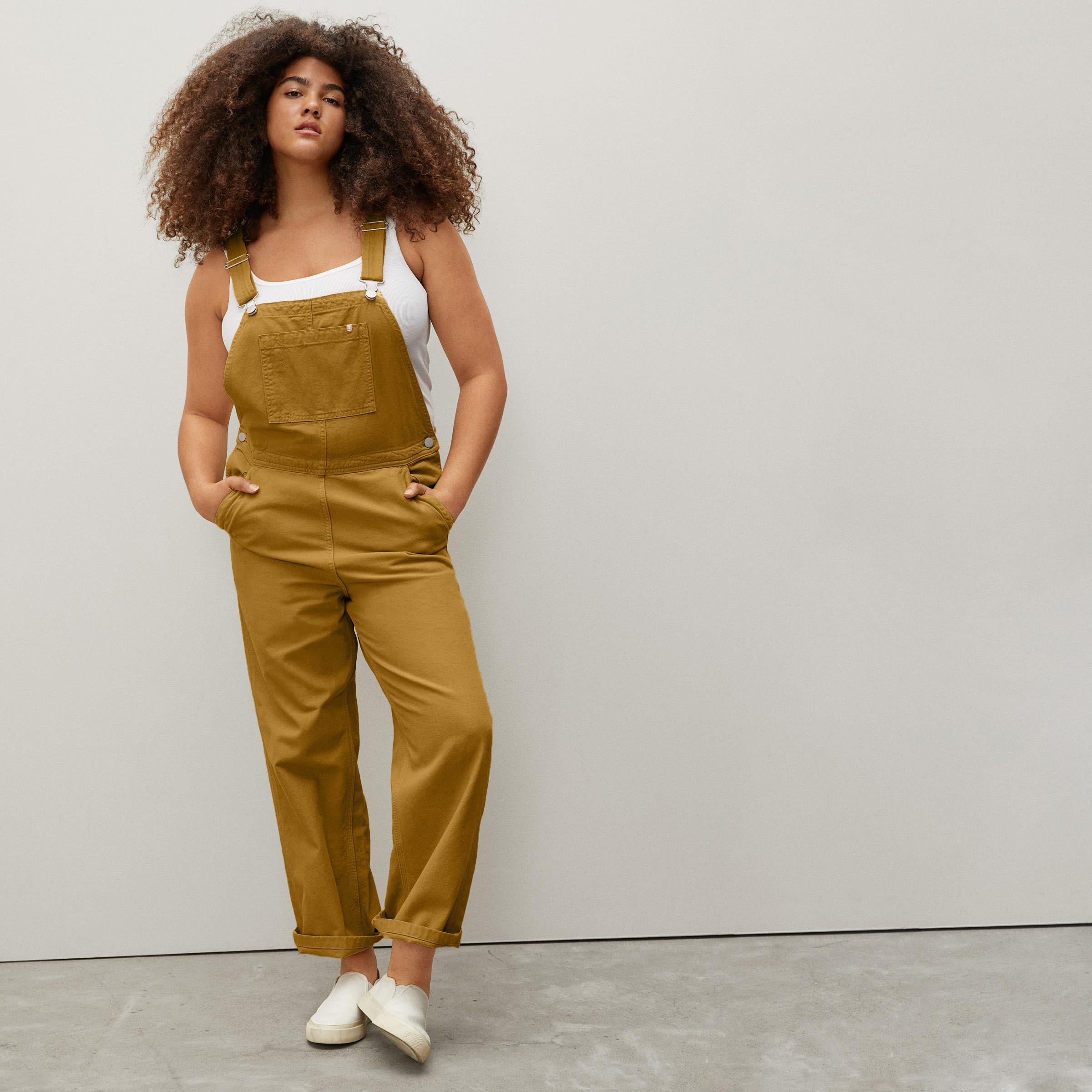 The Canvas Overalls