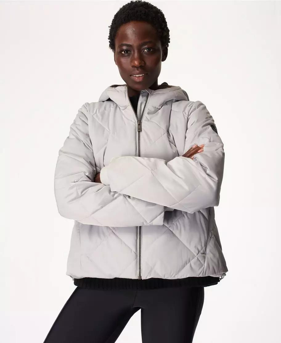 Pioneer Quilted Puffer Jacket