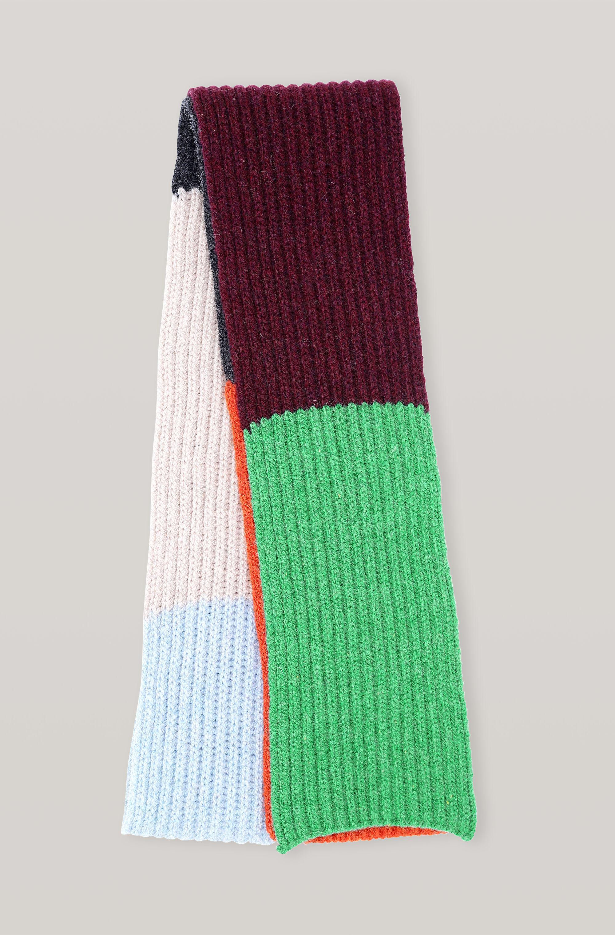Recycled Knit Scarf