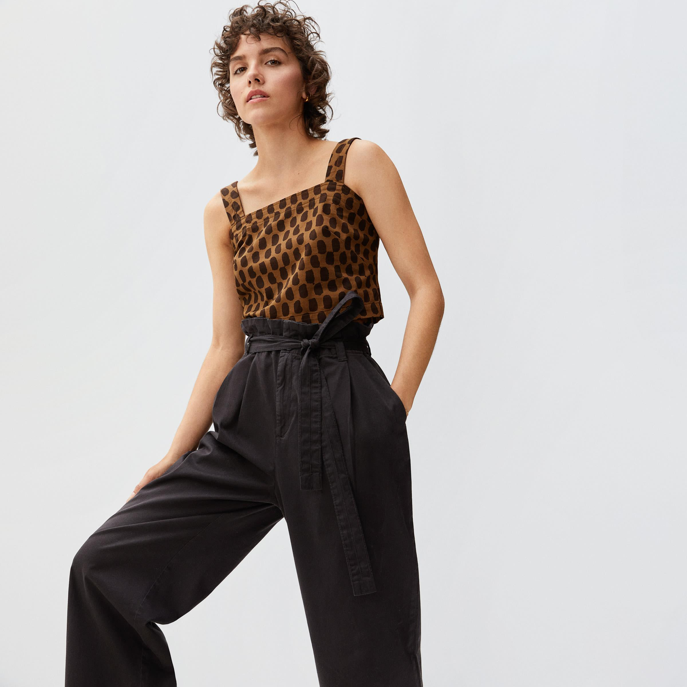 The Paperbag Pant 2