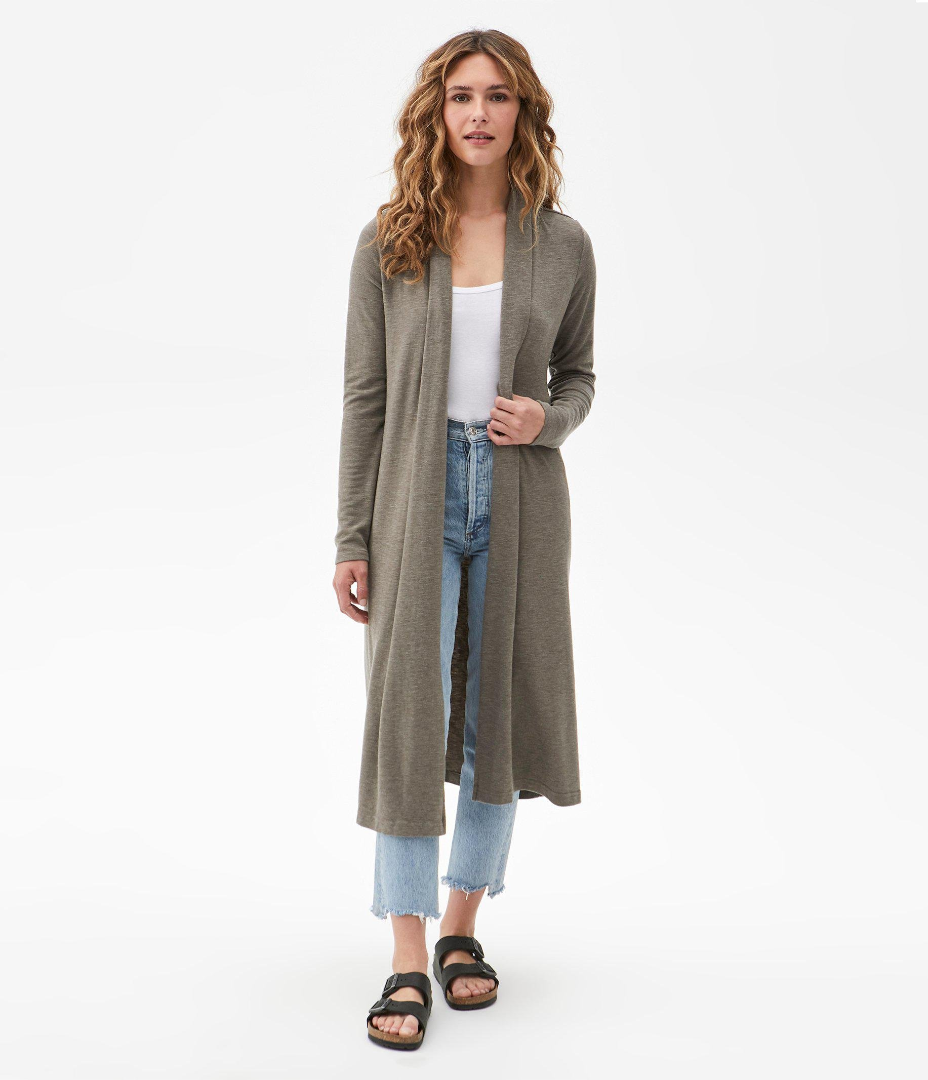 Candice Long Sleeve Duster 1
