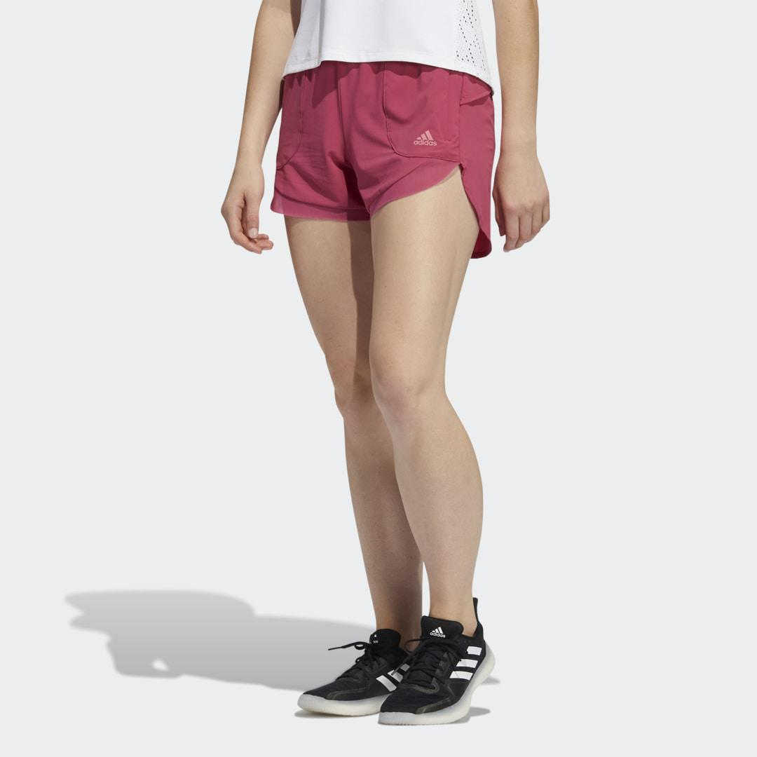 Elevated Training Woven Shorts Wild Pink