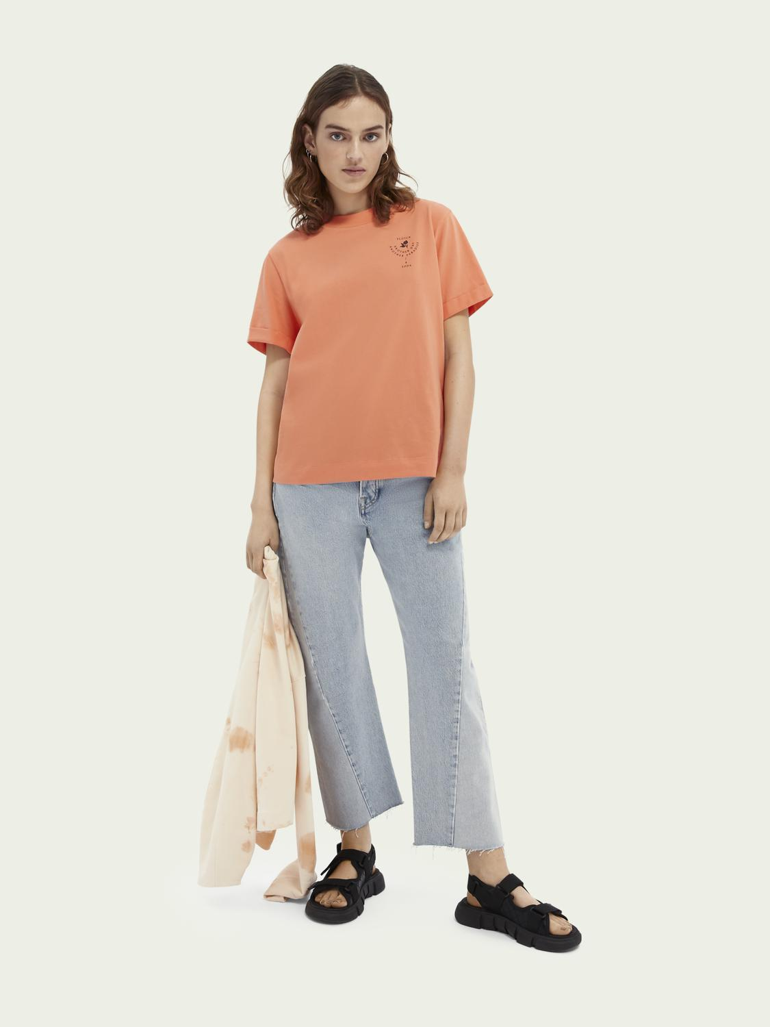 Graphic relaxed-fit T-shirt 1