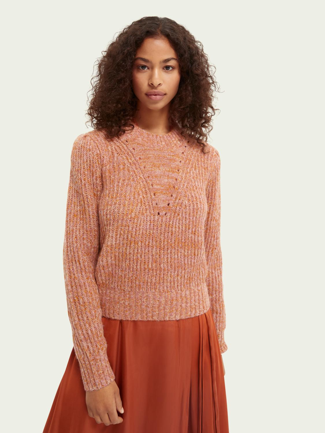 Loose-fit sweater