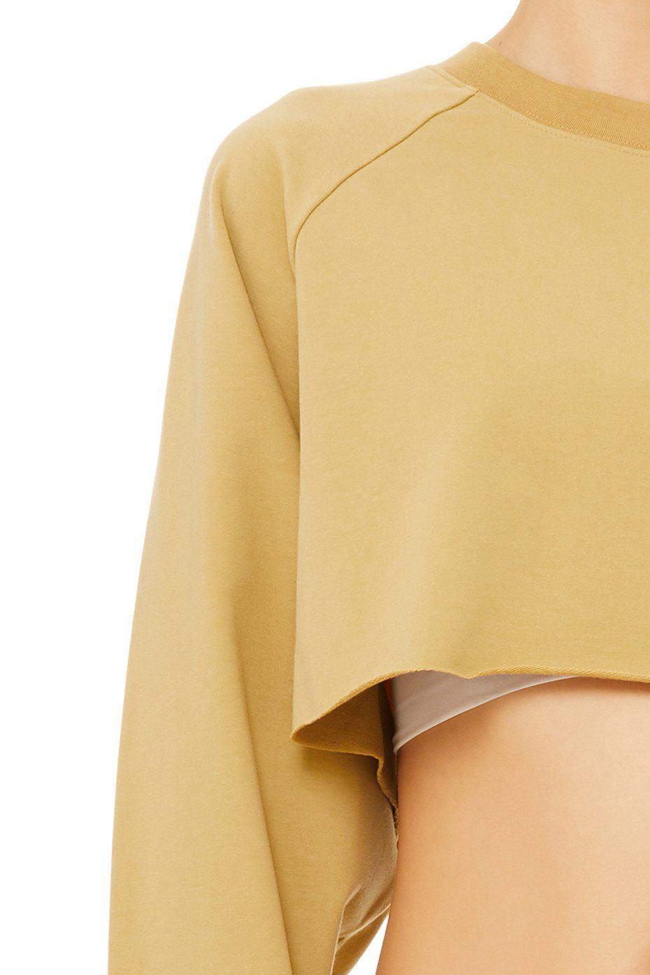 Double Take Pullover - Honey 5