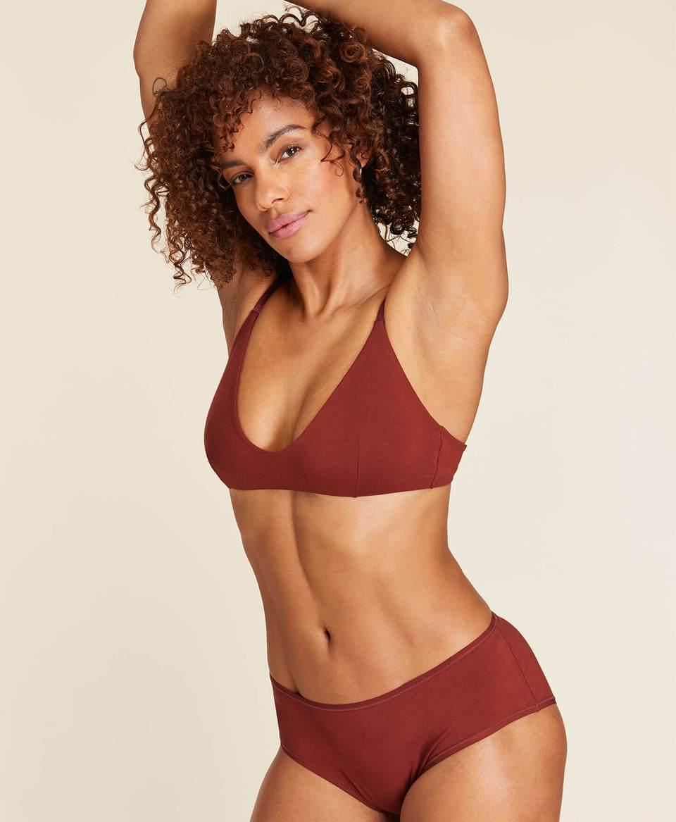 The Plunge Bralette—Rayon 2