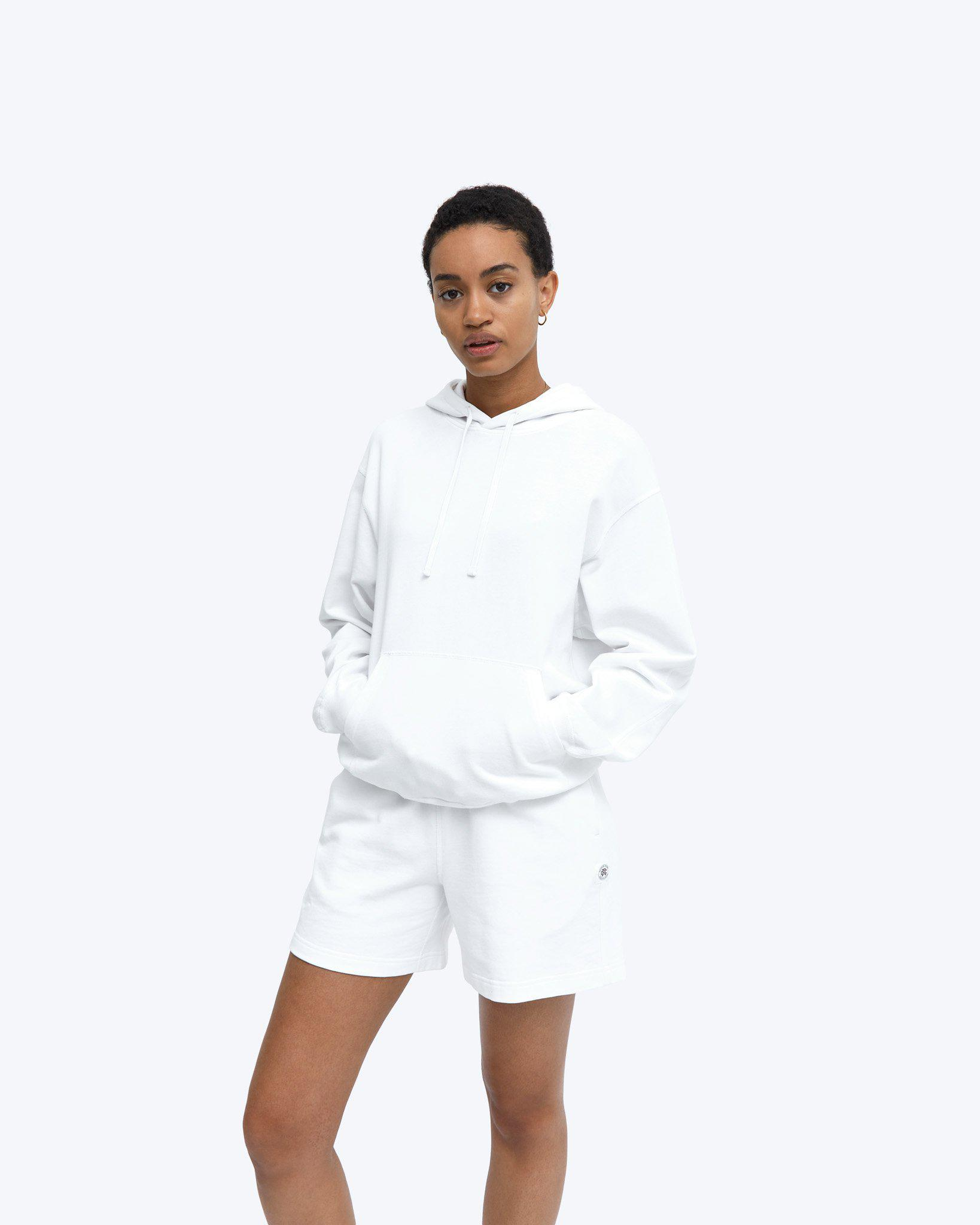 Lightweight Terry Relaxed Hoodie 1