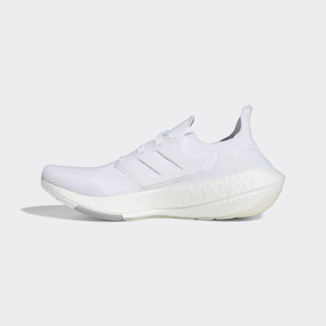Ultraboost 21 Shoes Cloud White 8