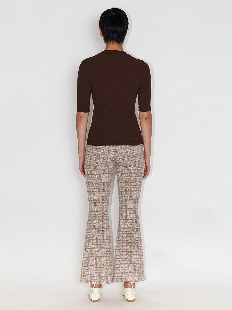 Pull On Cropped Flares 4