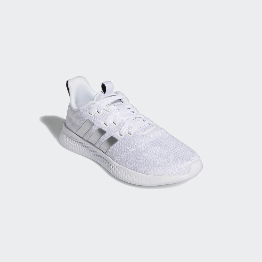Puremotion Wide Shoes White