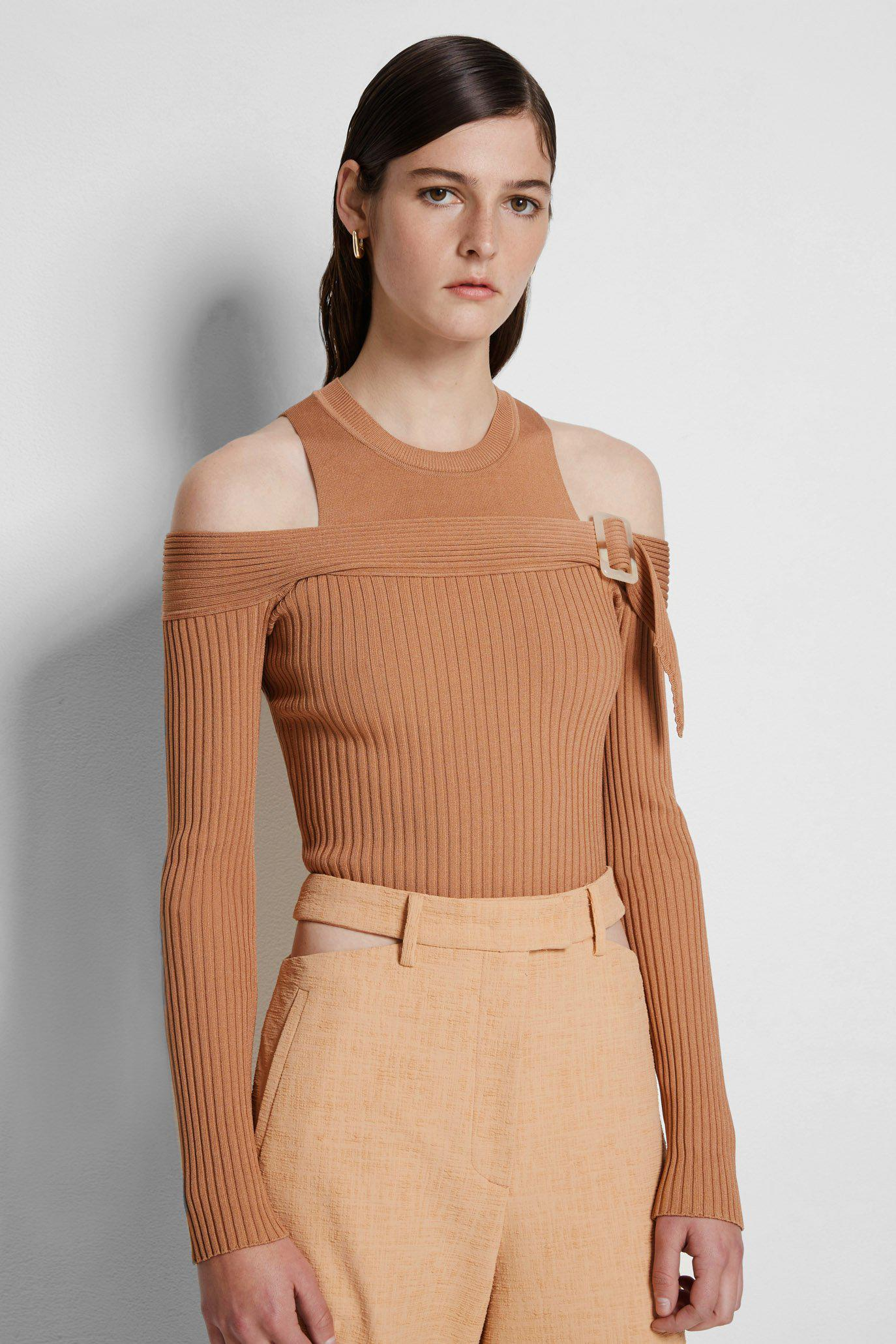 Mandy Belted Pullover