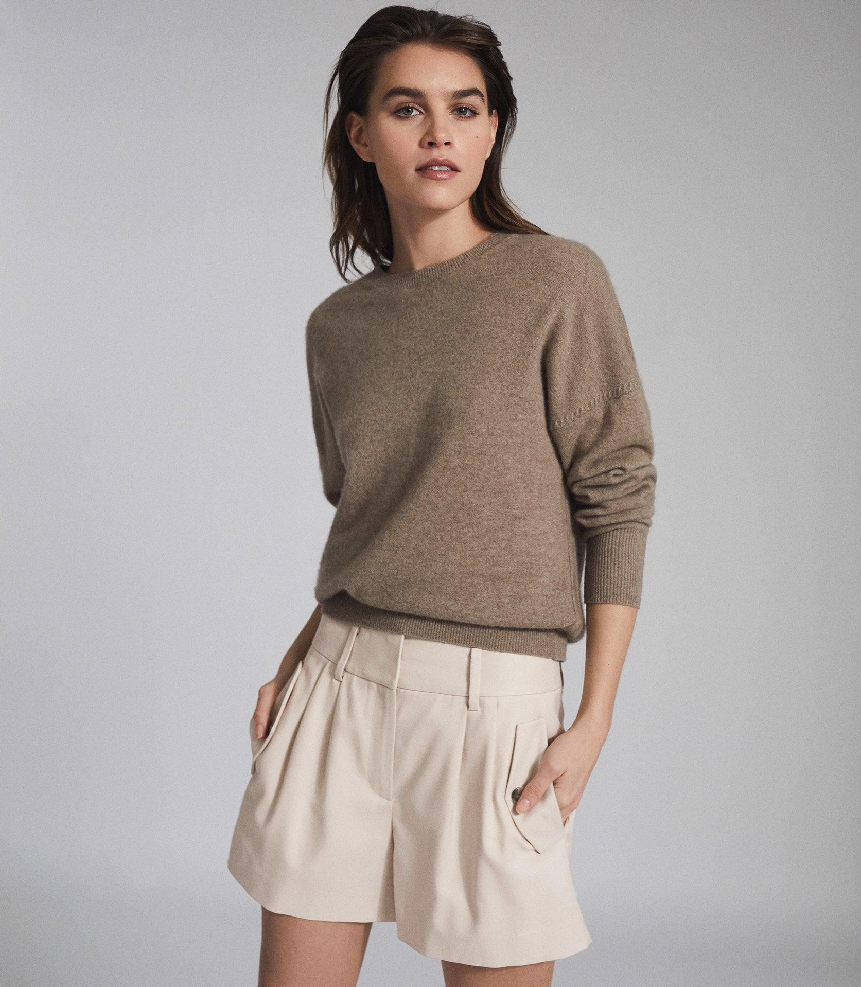 BROOKLYN - POCKET FRONT TAILORED SHORTS 1