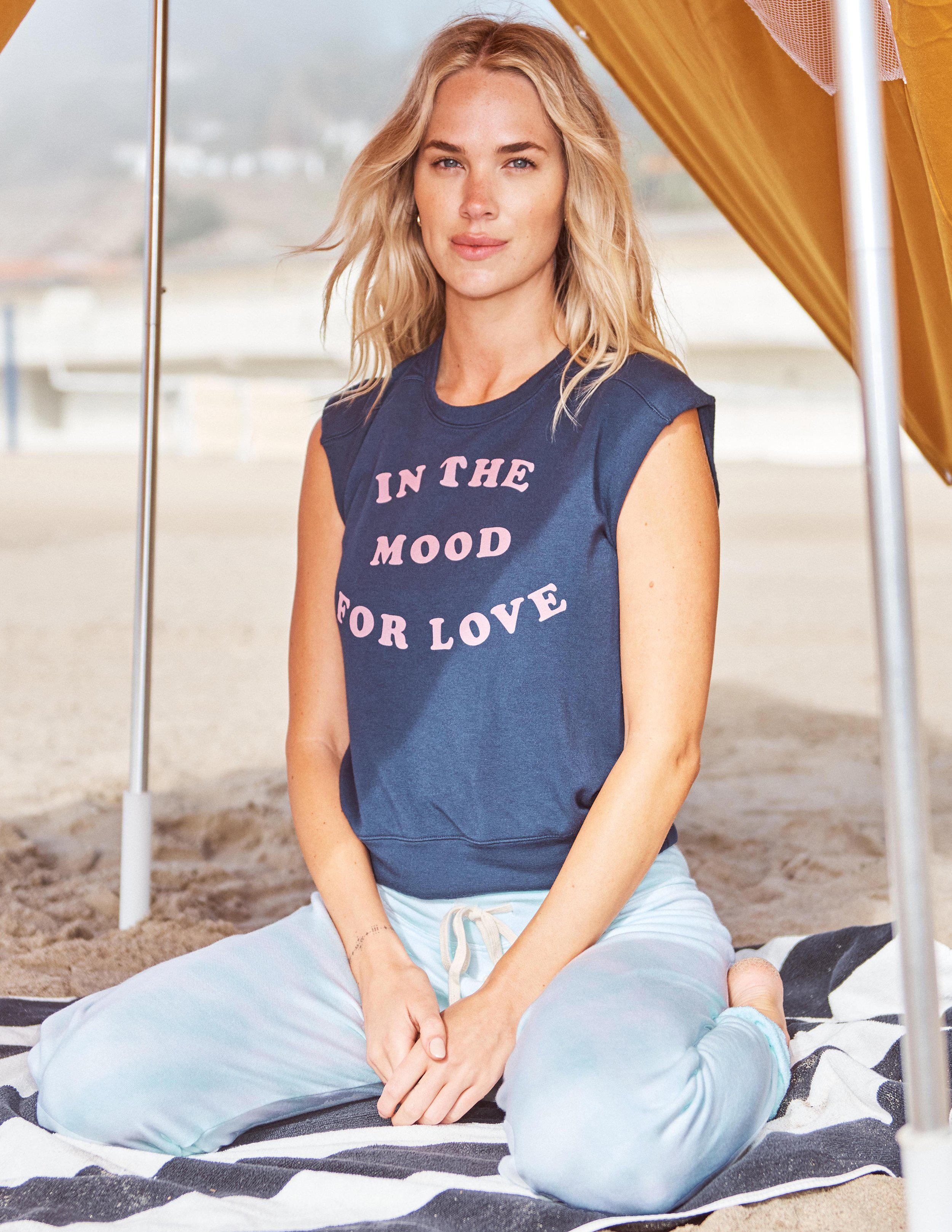 In the Mood For Love Muscle Sweatshirt