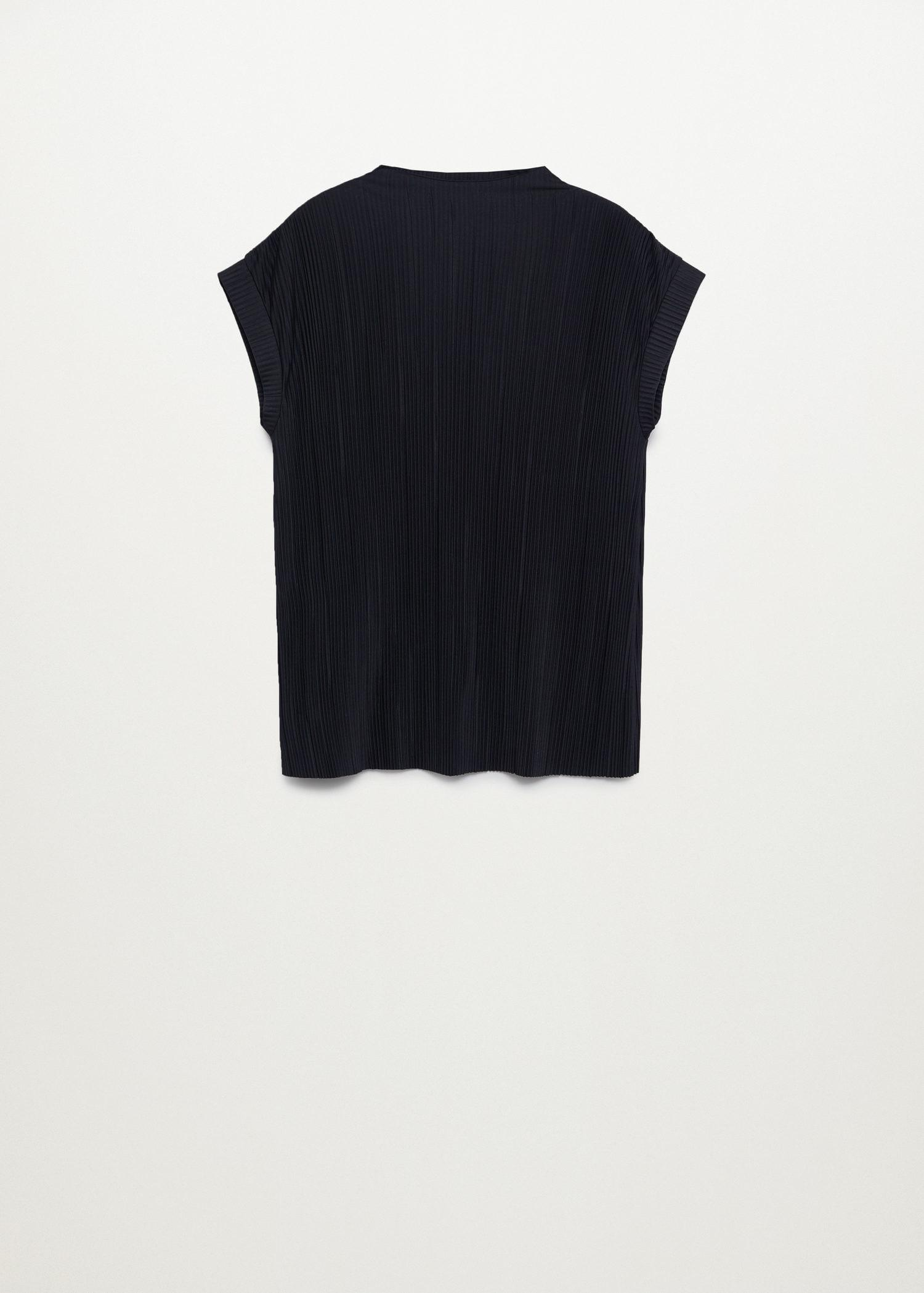 Pleated top 7