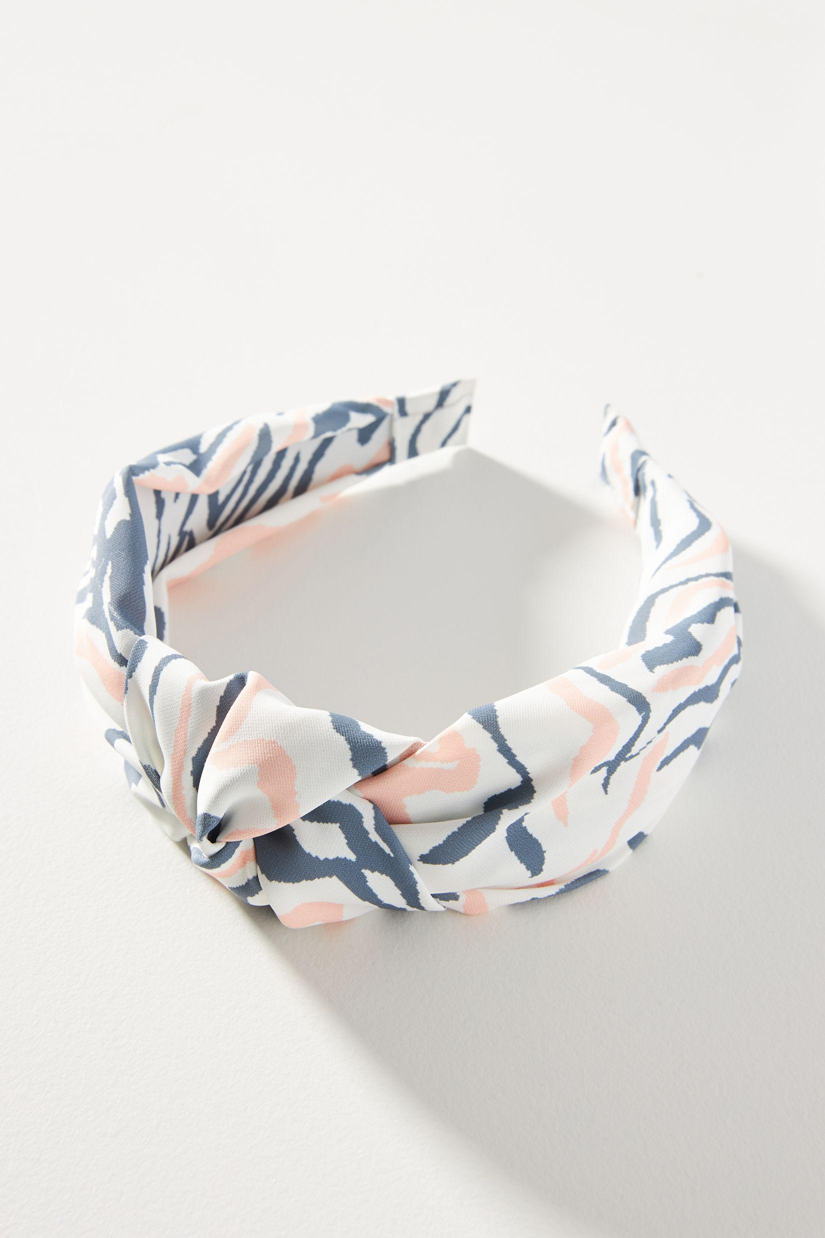 Squiggle Knotted Headband