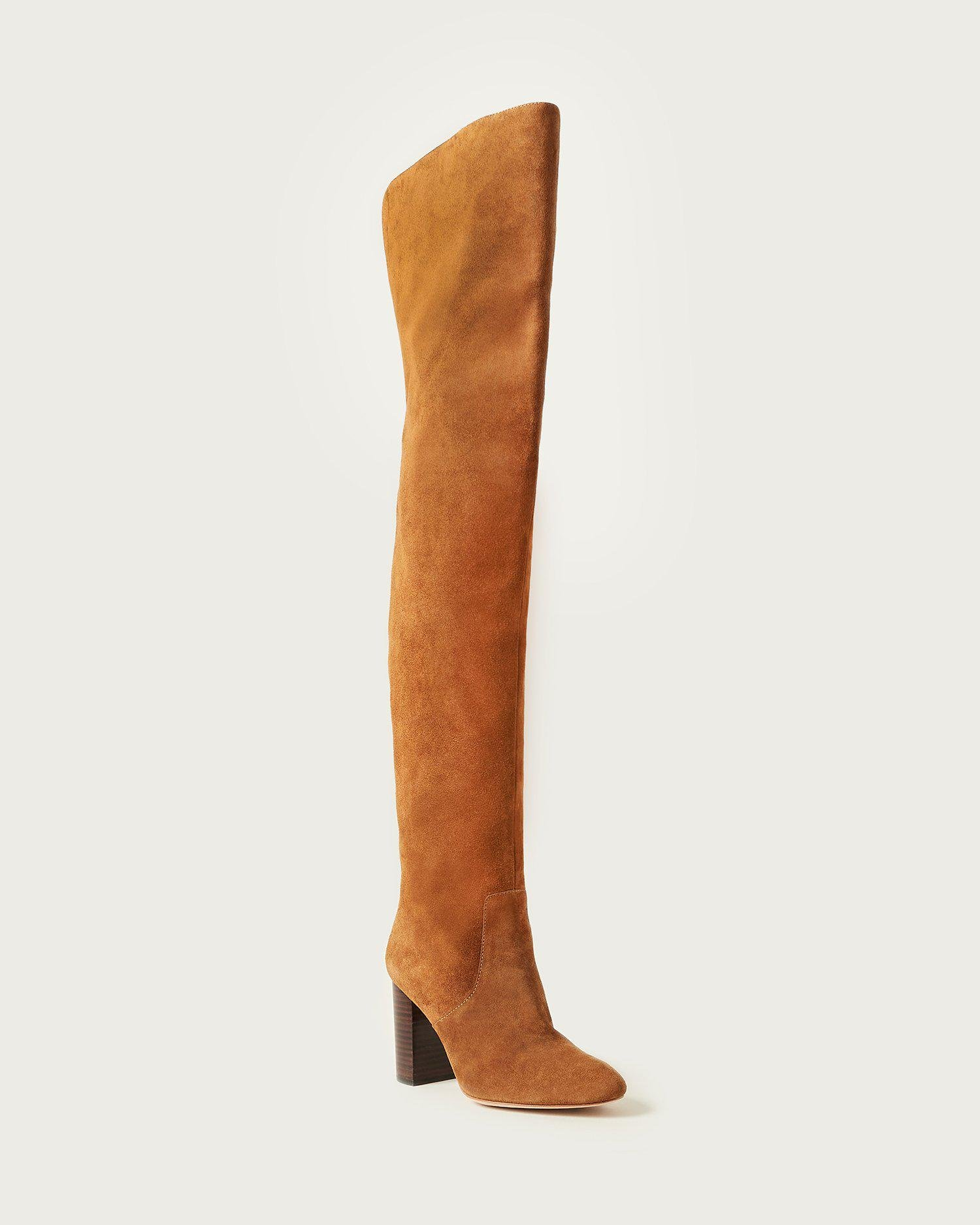 Gianna Cacao Over-The-Knee Boot
