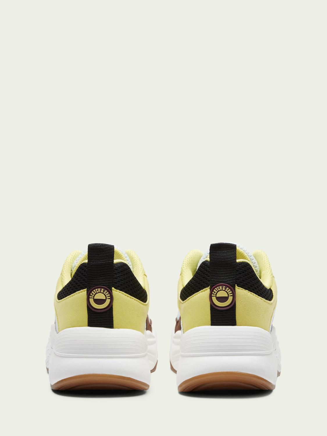 Celest lace-up sneakers 3