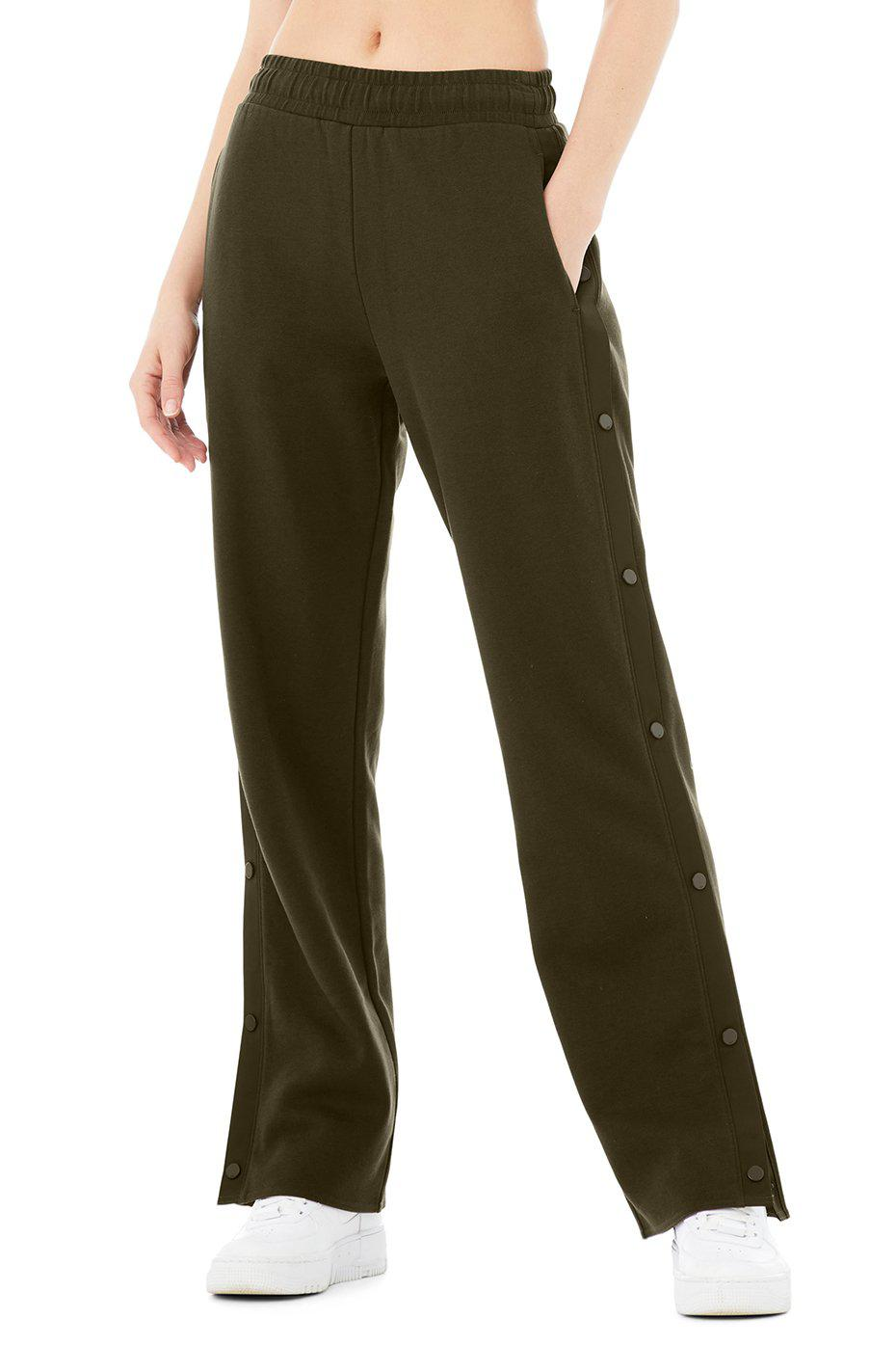 COURTSIDE TEARAWAY SNAP PANT