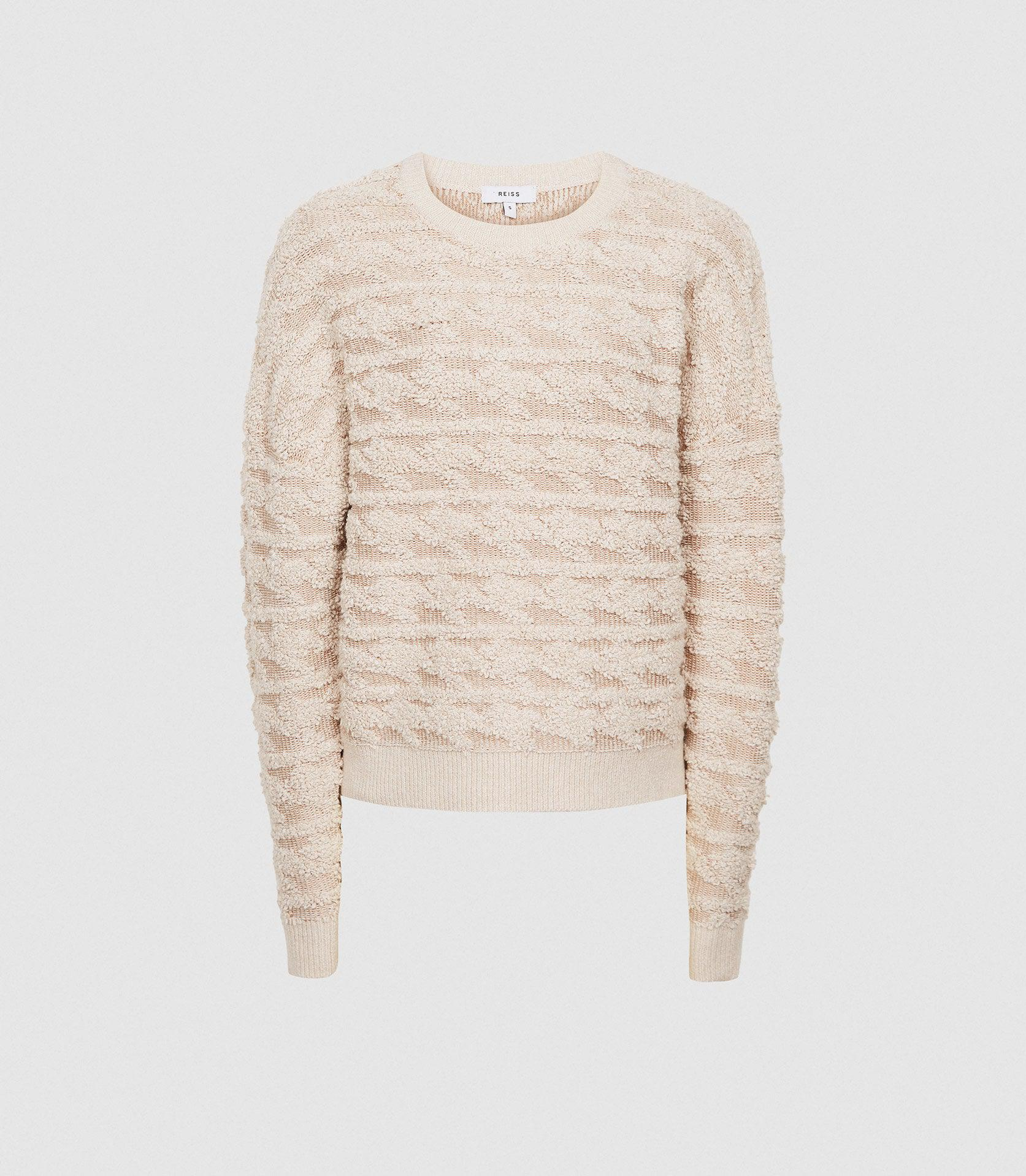 OTTO - TEXTURED PATTERNED JUMPER 3
