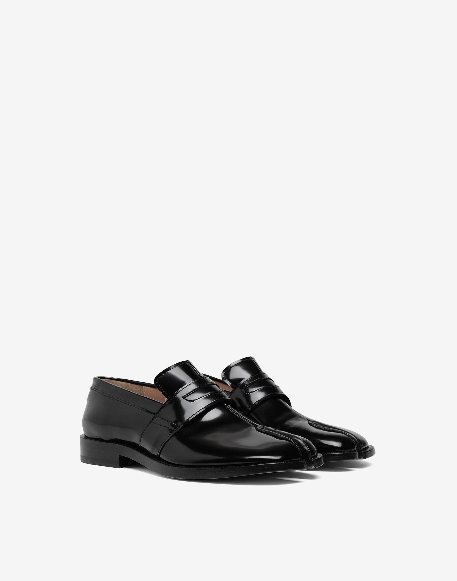 Tabi leather loafers 1