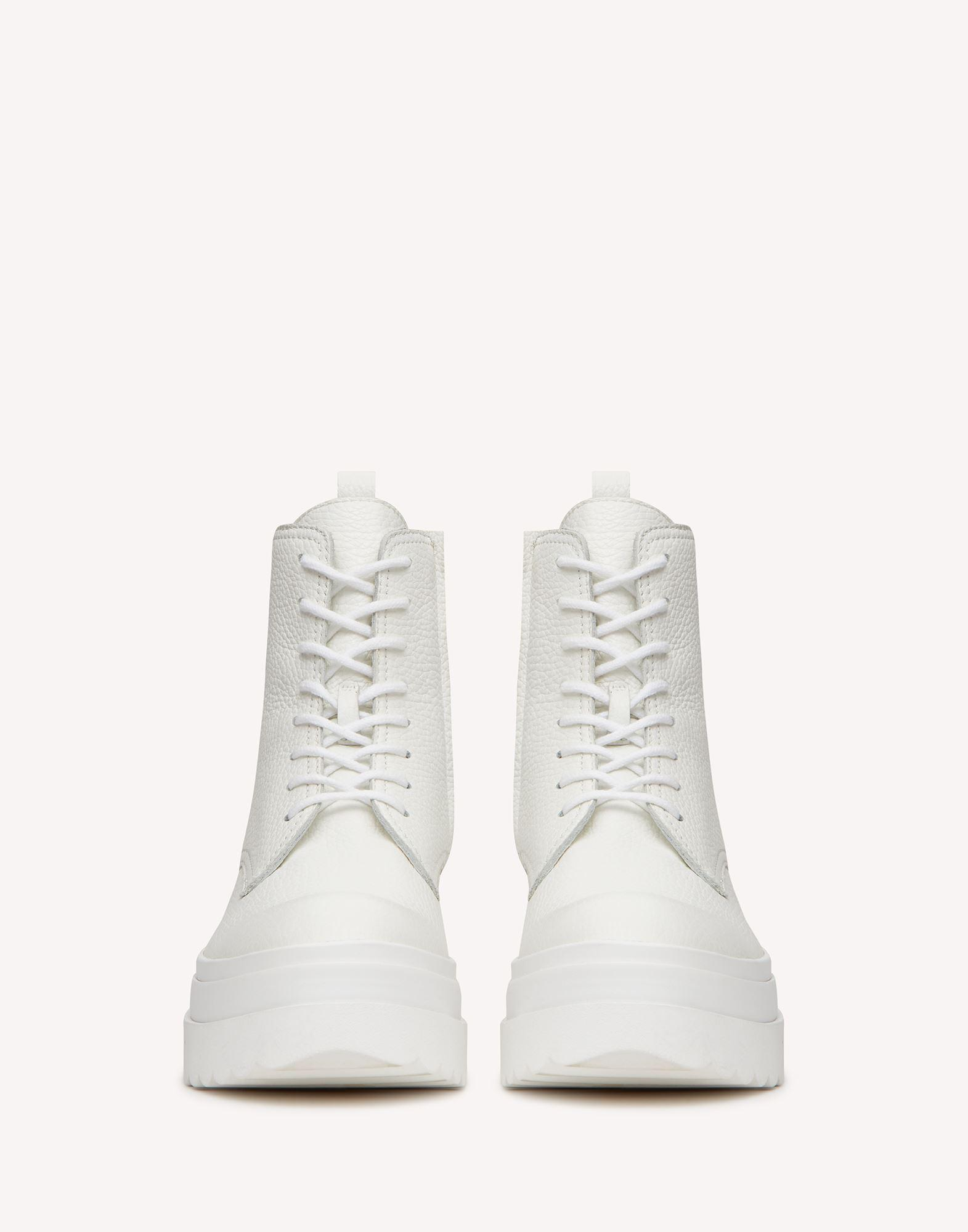 LYE(RED) SOLE COMBAT BOOT 3