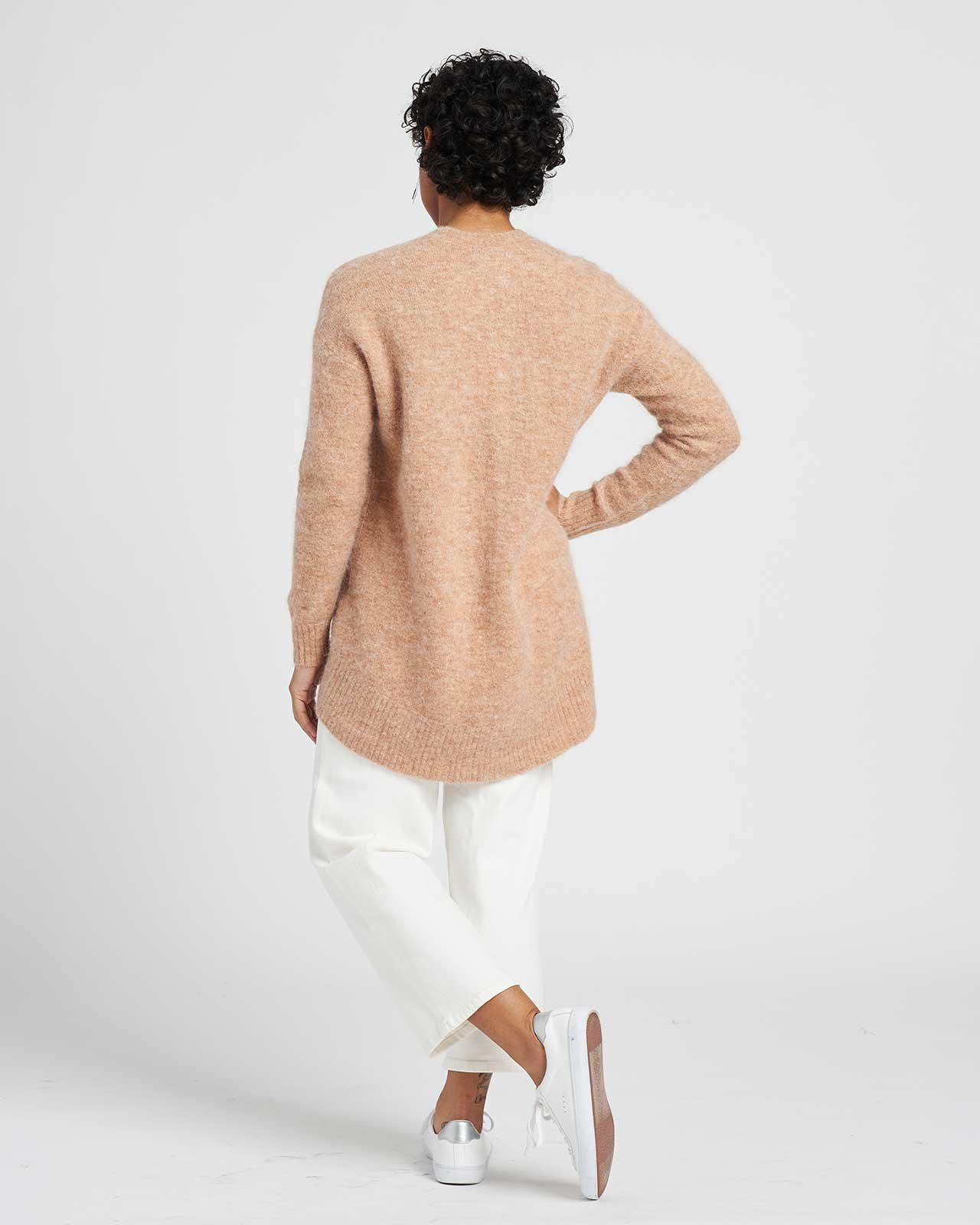 Melissa High-Low Sweater 3