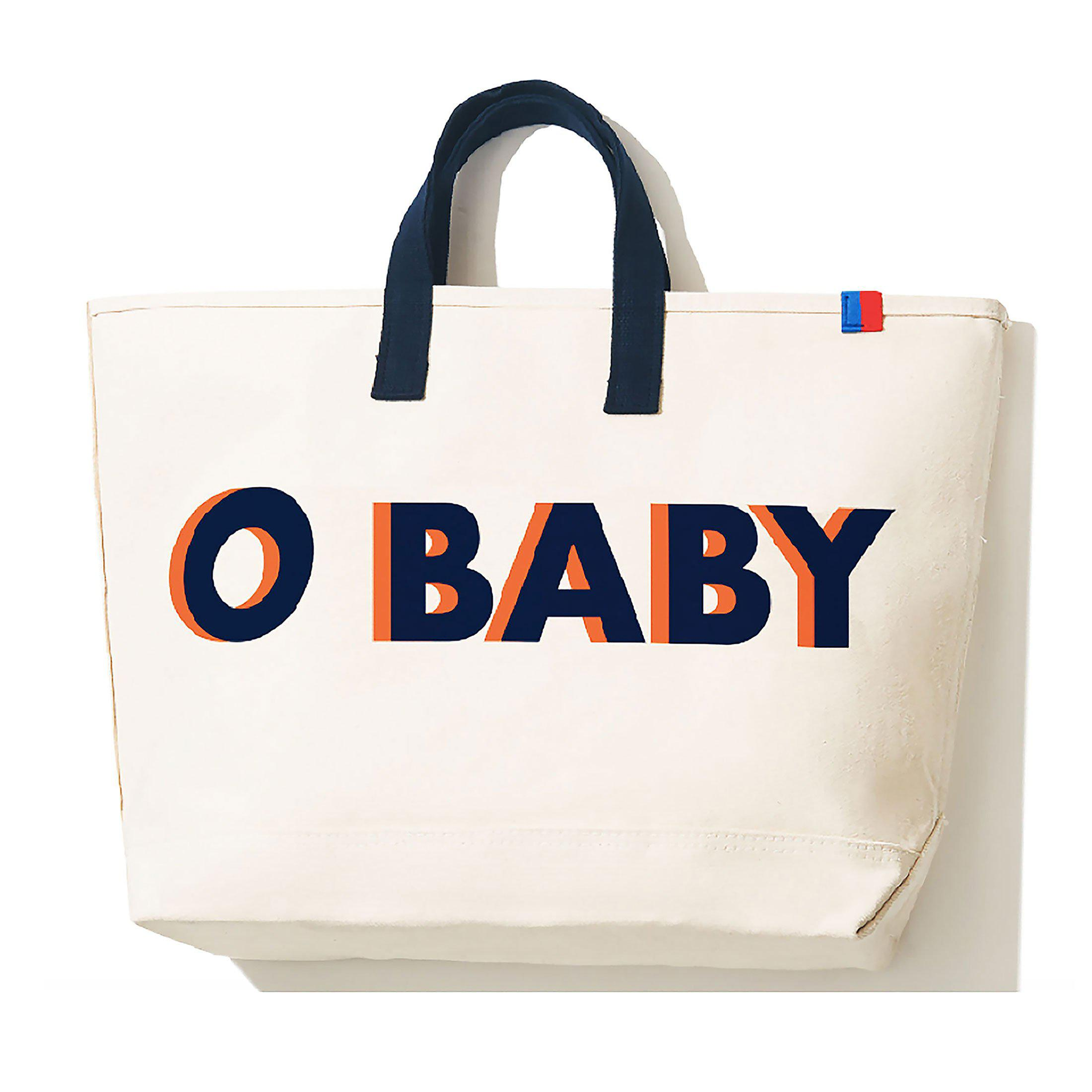 The O BABY Tote - Canvas