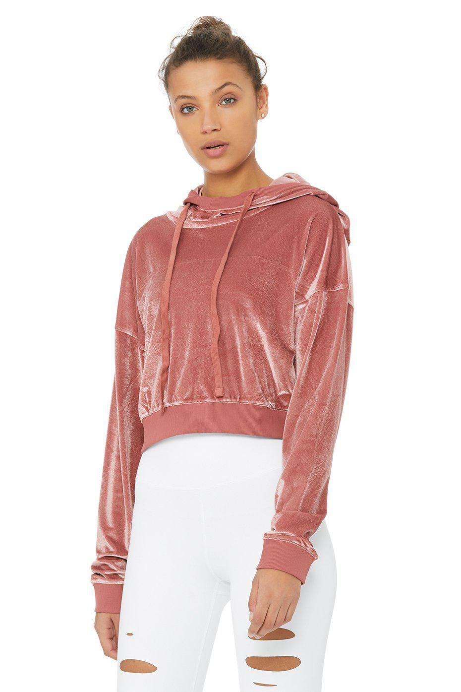 Layer Long Sleeve Top - Rosewood