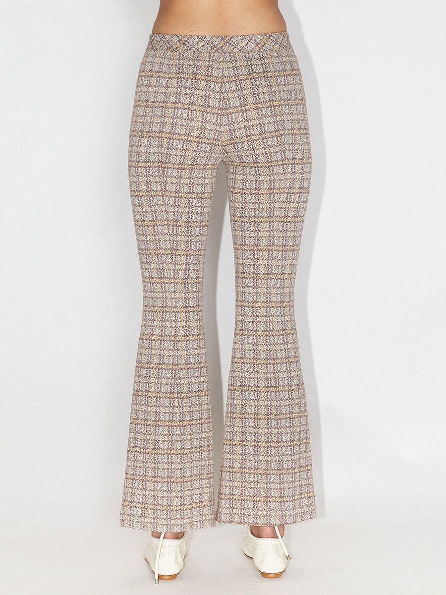 Pull On Cropped Flares 2