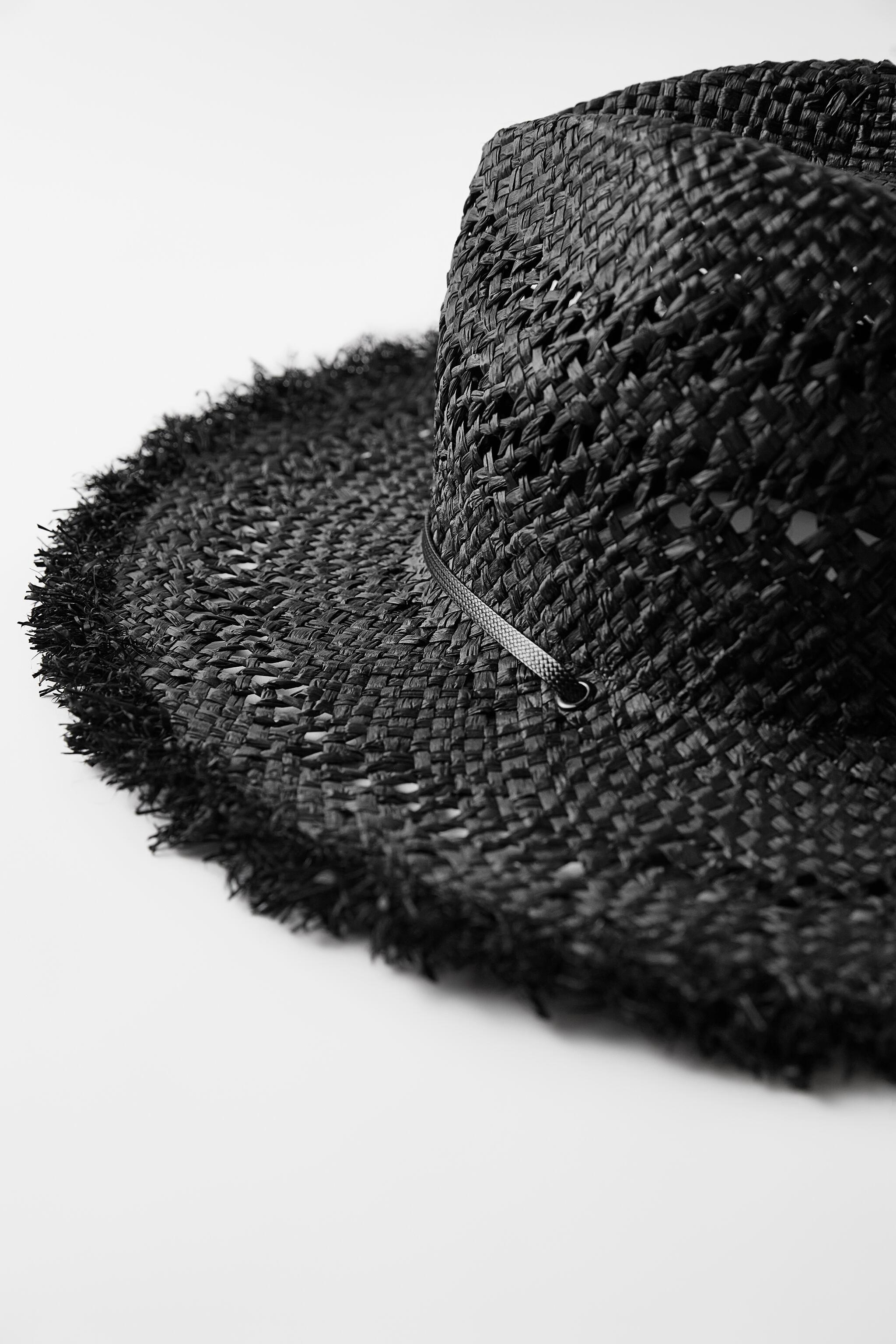 WOVEN HAT 1