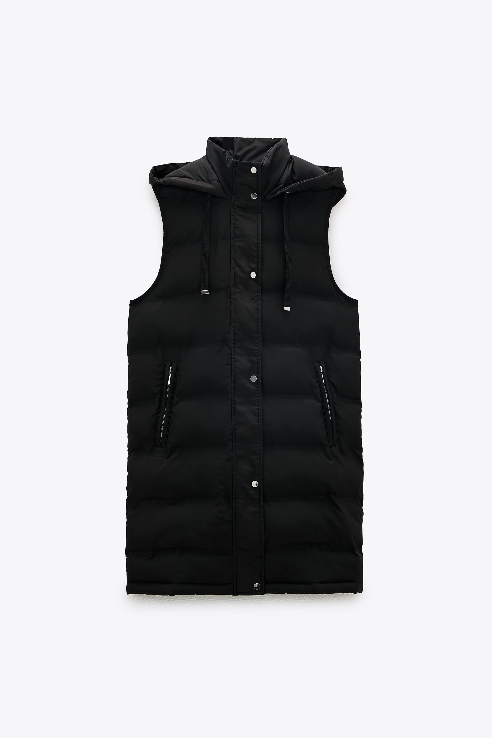 WATER AND WIND PROTECTION PADDED VEST 6