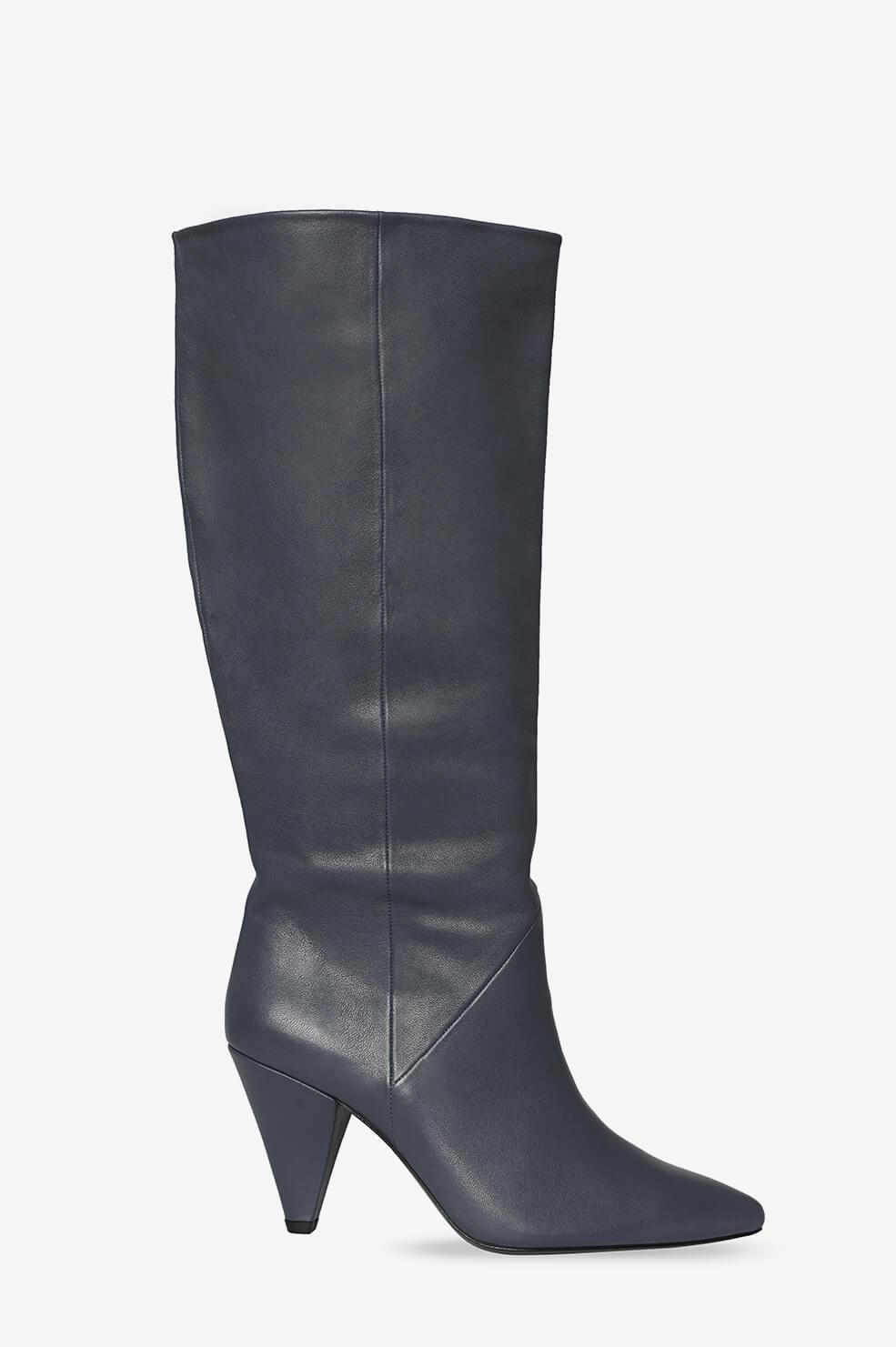 Piper Boots - Dusty Blue